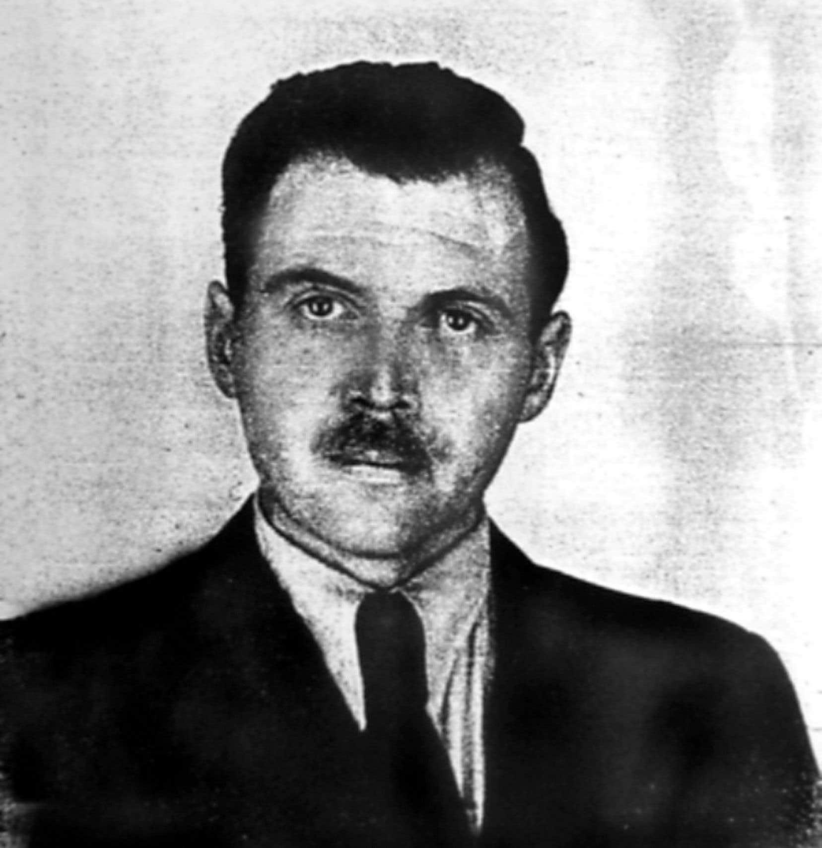 Josef Mengele en 1956