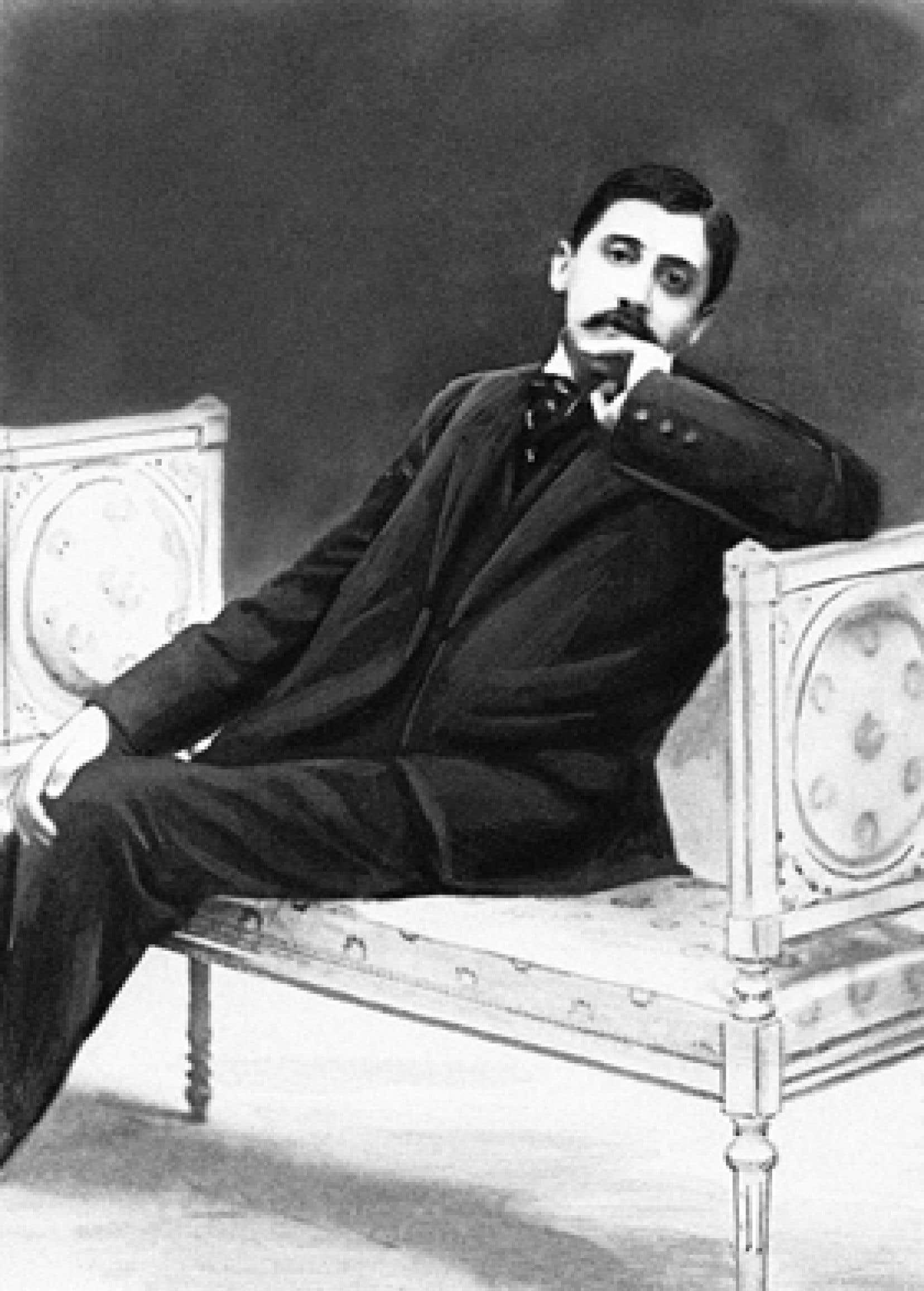 Marcel Proust en 1896