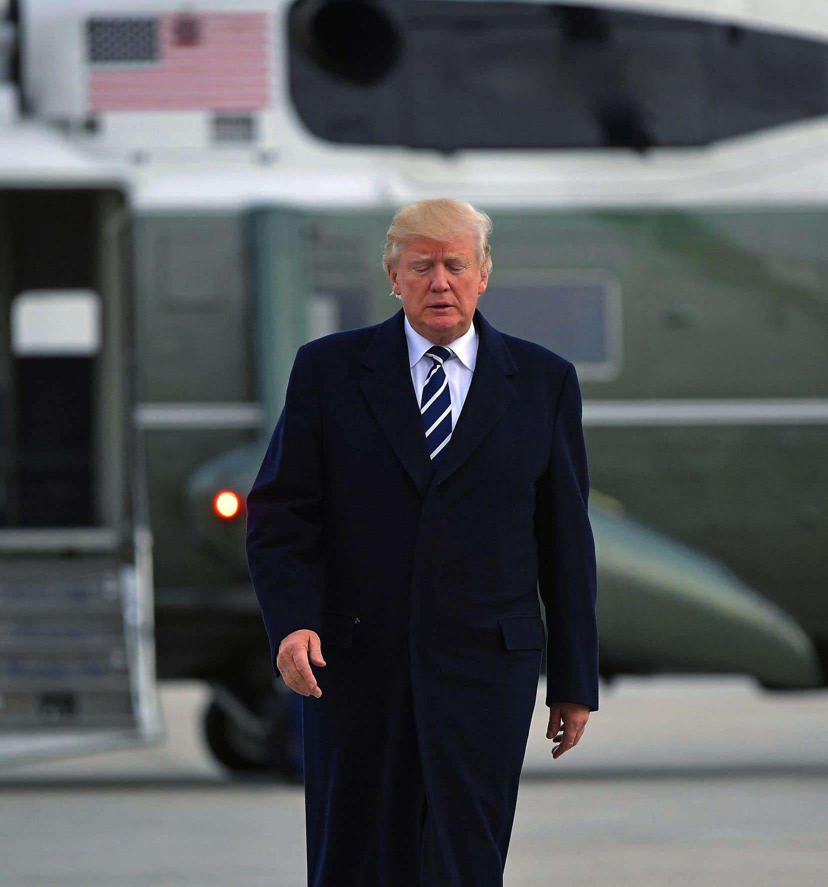 Le procureur spécial Robert Mueller tente de déterminer si l'équipe de campagne du président Trump a comploté avec la Russie pour influencer le résultat des élections de 2016.