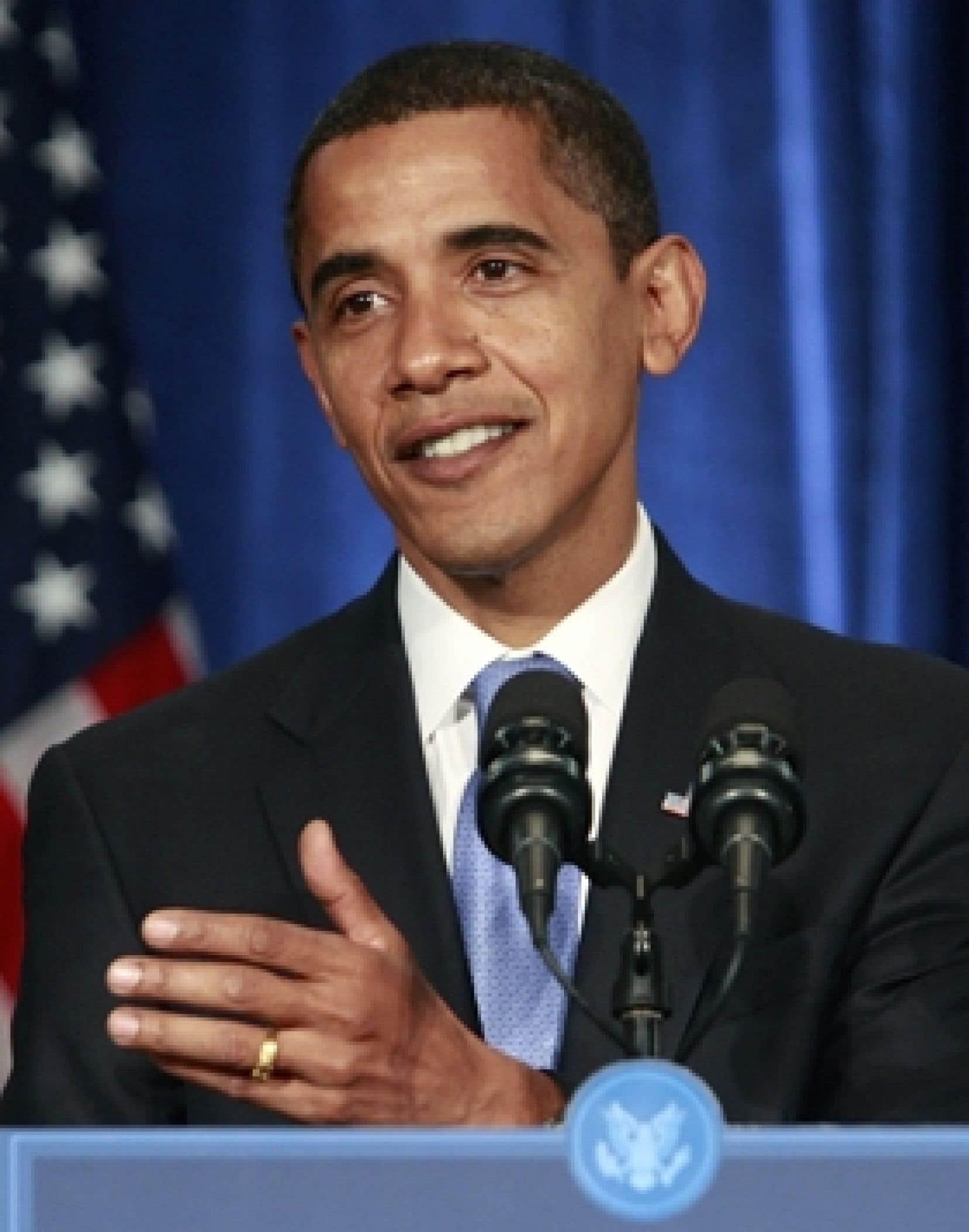 Barack Obama: de l'euphorie au réveil brutal?