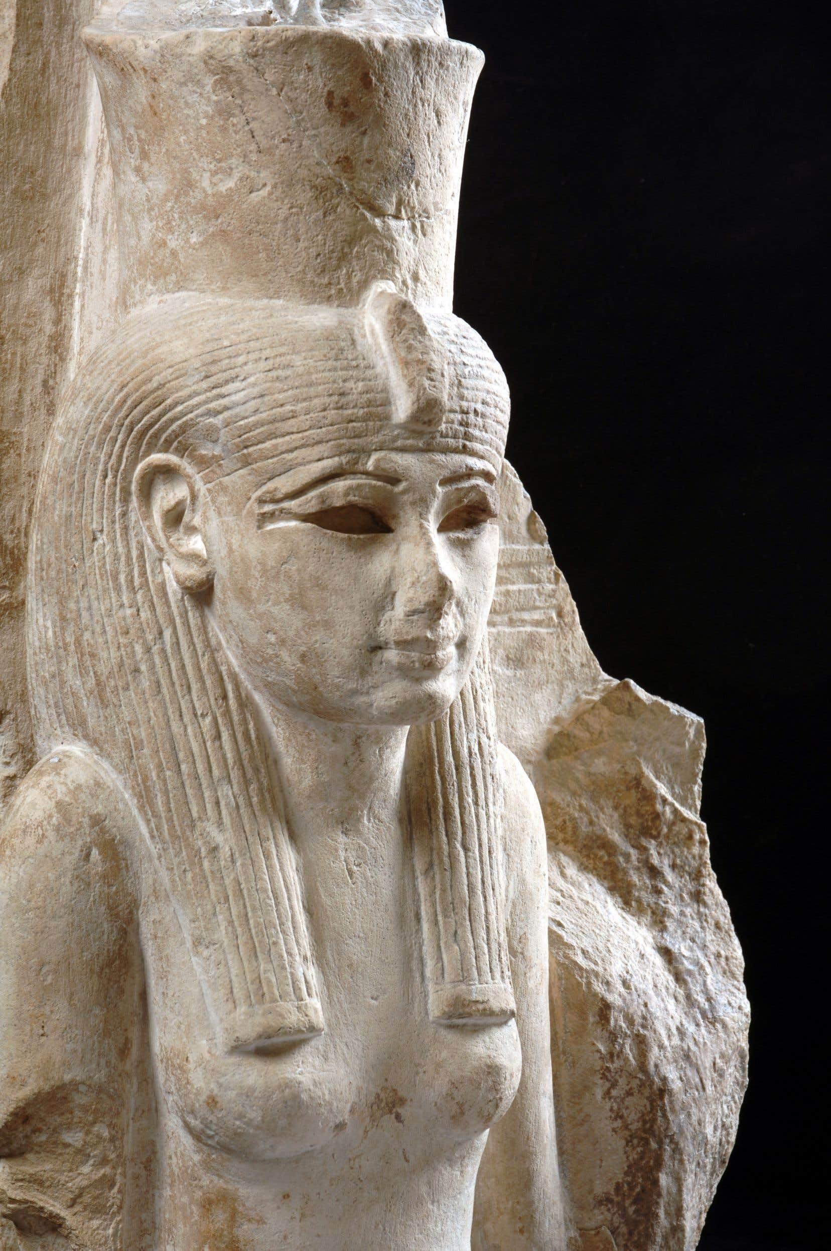 La déesse Mout (Nouvel Empire, XVIIIe-XXe dynastie, 1539-1076 av. notre ère)