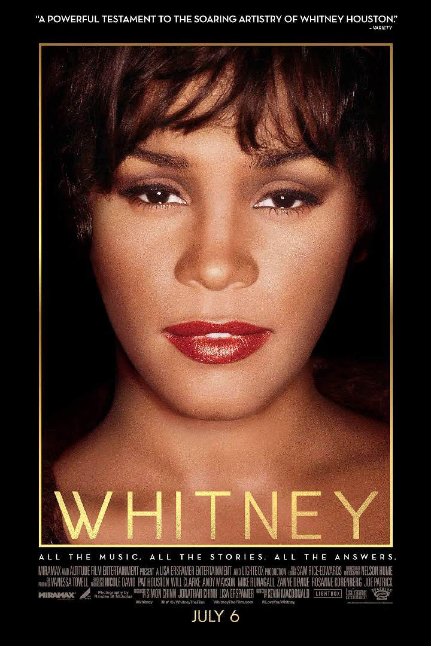 «Whitney» s'avère un bouleversant portrait empreint d'empathie d'une petite fille poussée à la perfection.
