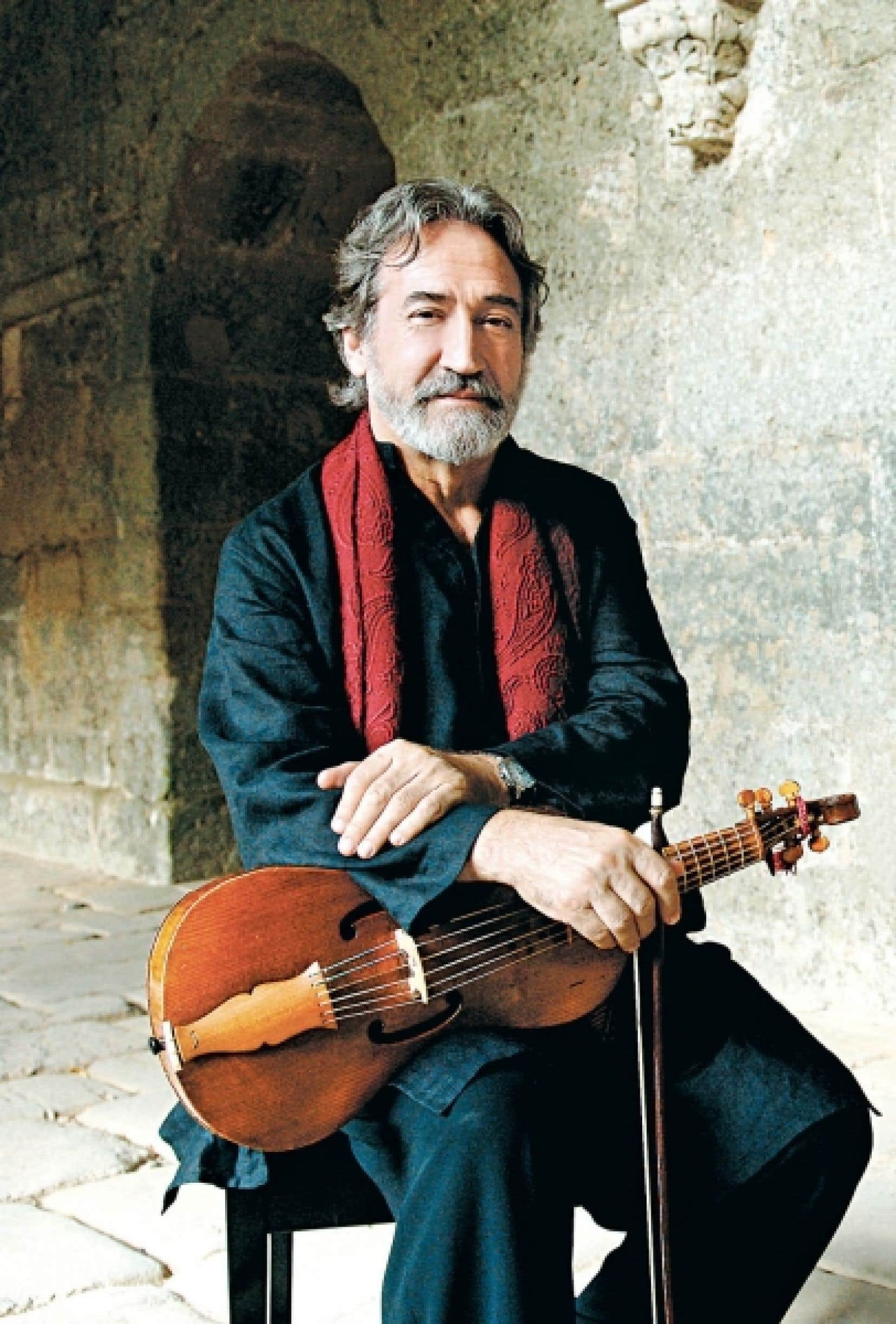Le métier de musicien confère une responsabilité particulière, estime Jordi Savall, le grand interprète de la musique dite savante.