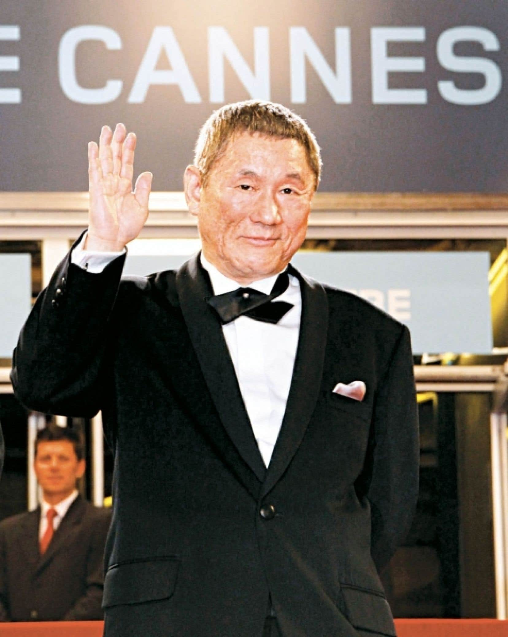 Le cinéaste Takeshi Kitano