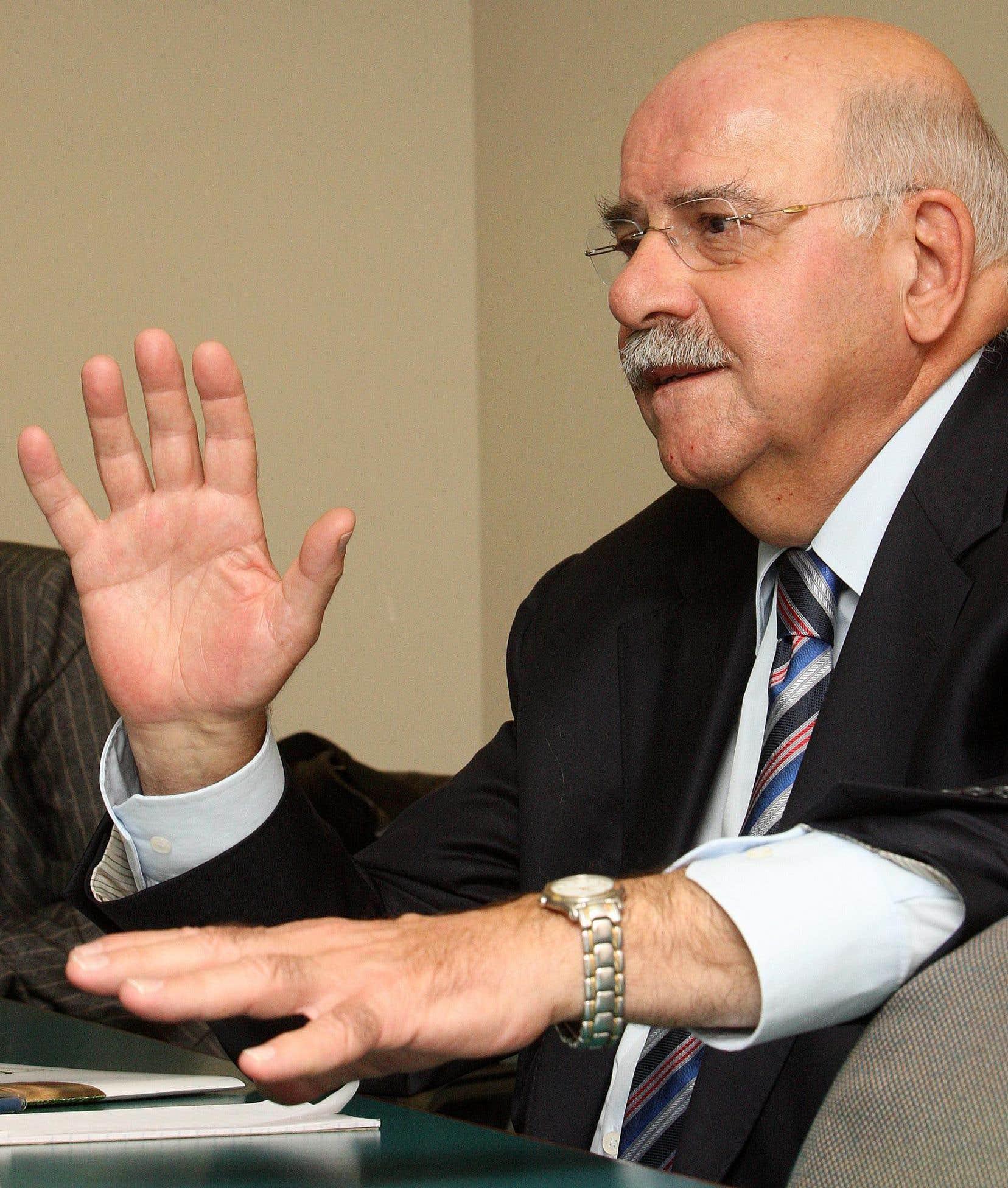 Jean Pronovost a mené une vaste consultation en 2007 et 2008 alors qu'il présidait les travaux de la Commission sur l'avenir de l'agriculture et de l'agroalimentaire québécois.