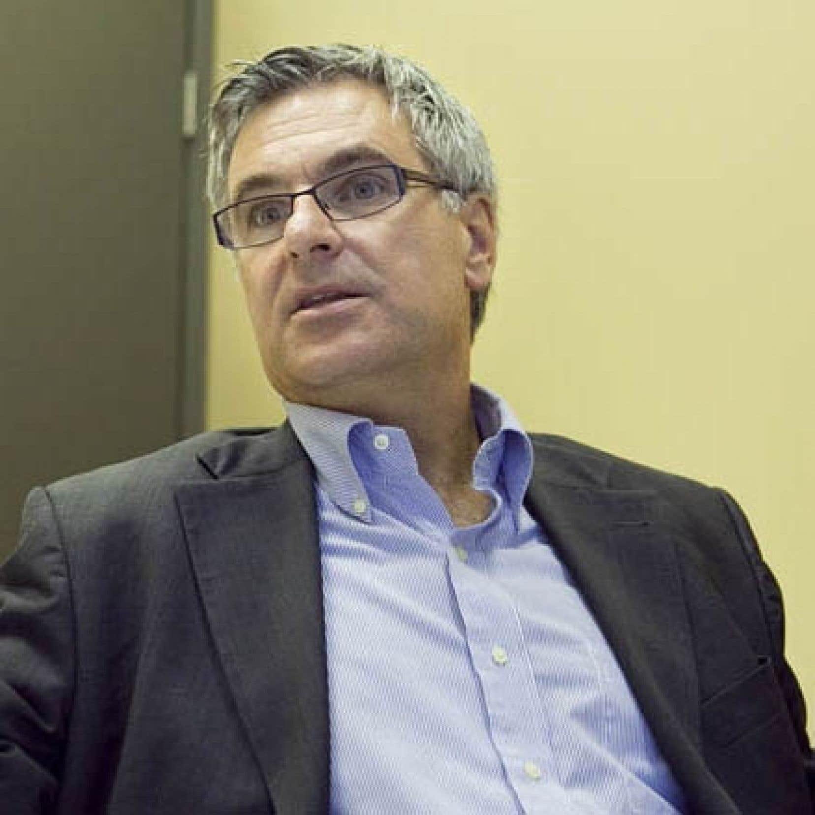 Le problème constitutionnel «persiste», concède difficilement le leader parlementaire libéral, Jean-Marc Fournier. «Mais ça ne nous empêche pas d'avoir une vie commune et de progresser.»<br />