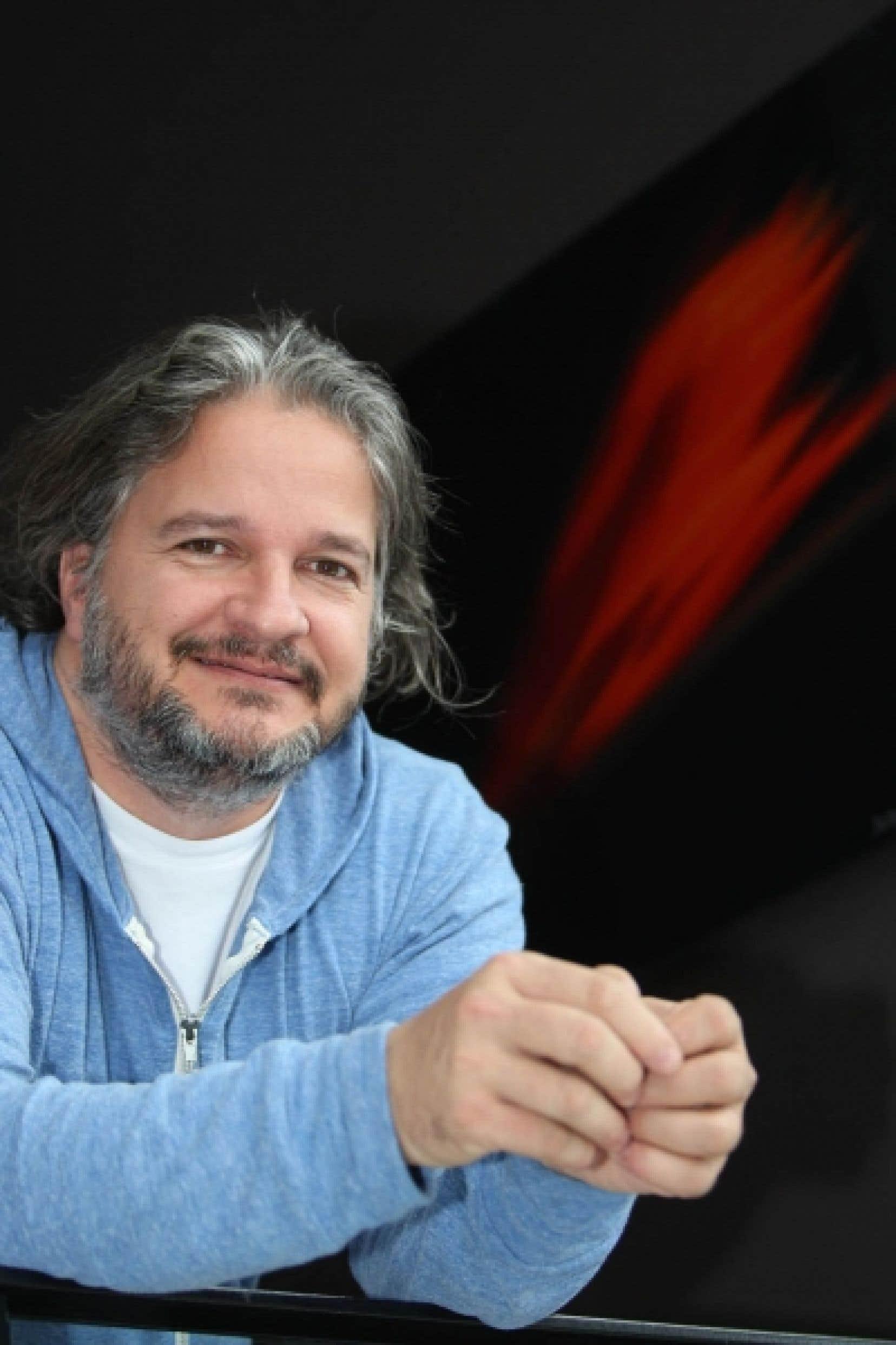 Daniel Bélanger entame sa tournée de l'album Nous un an après sa sortie.<br />