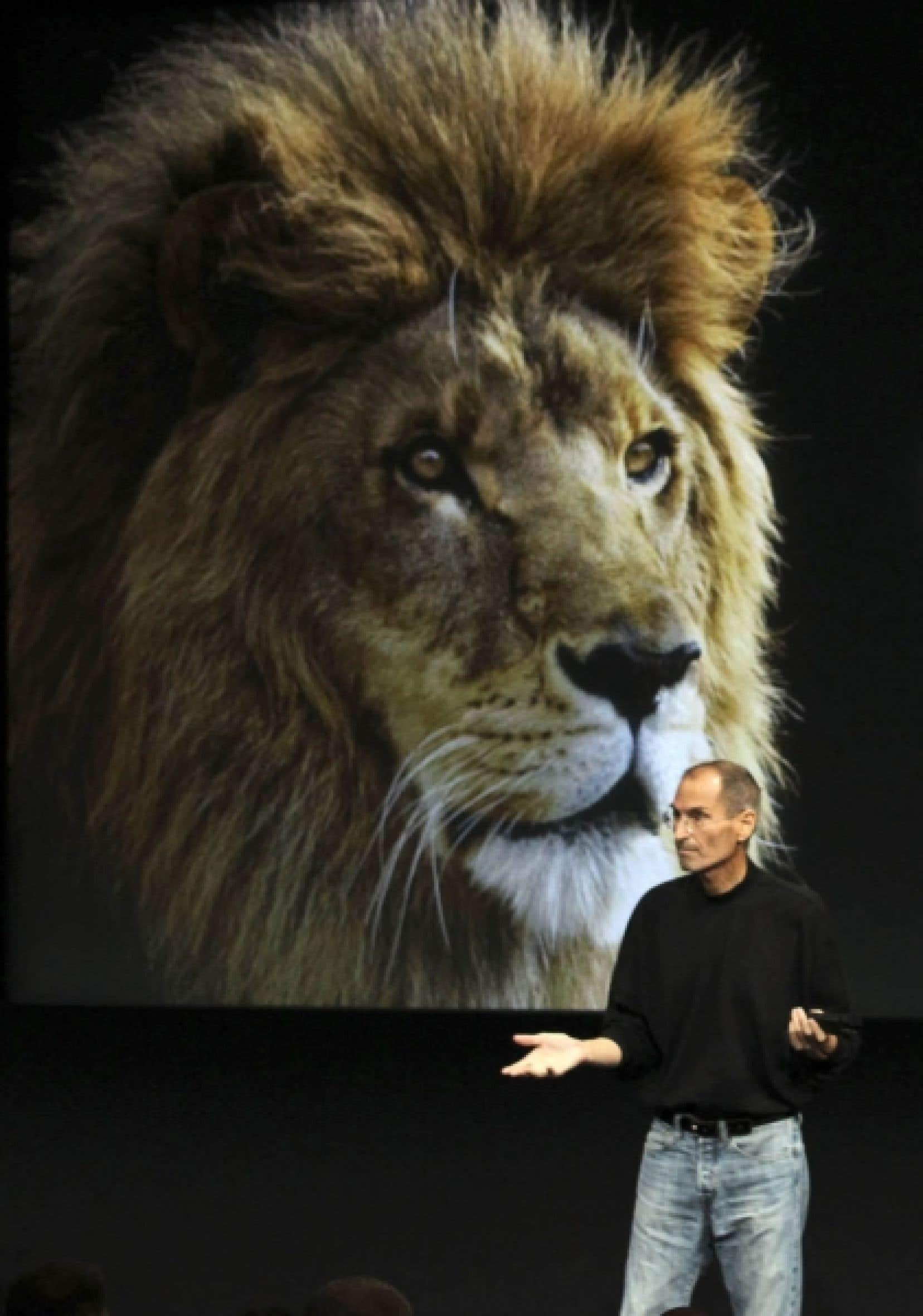 Steve Jobs a des ambitions pour Apple.<br />