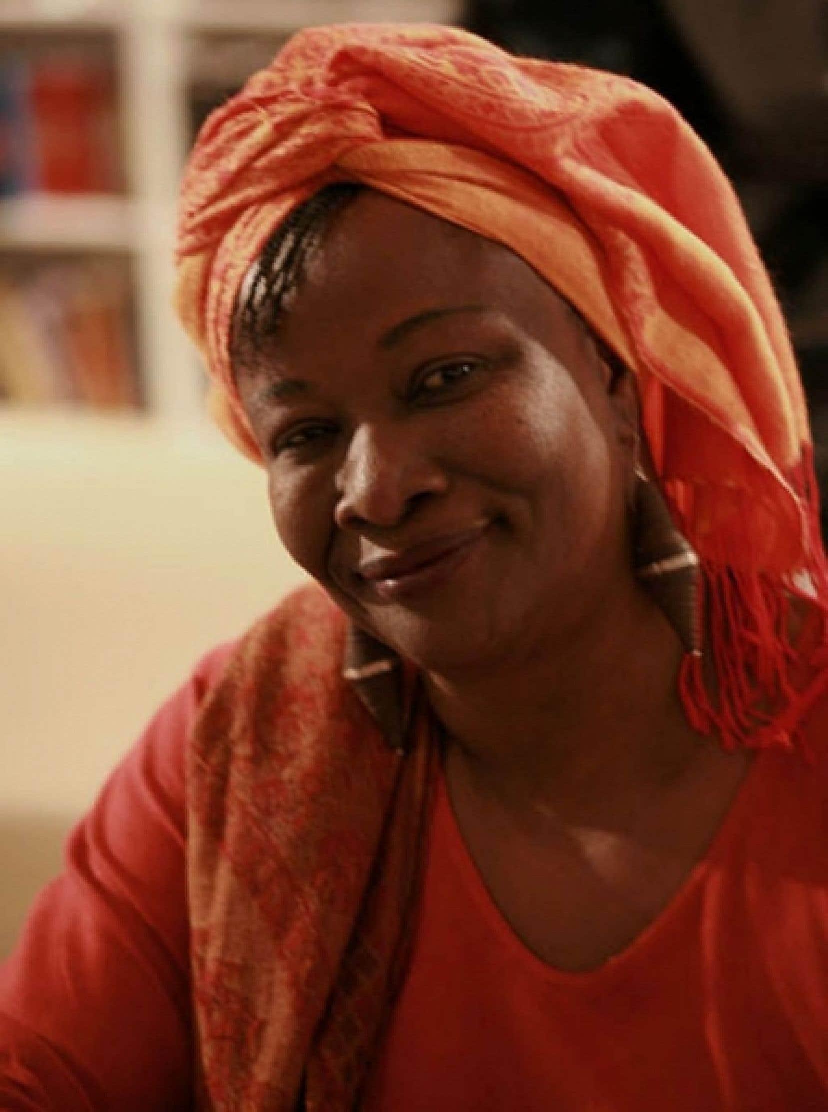 Aminata Traoré<br />