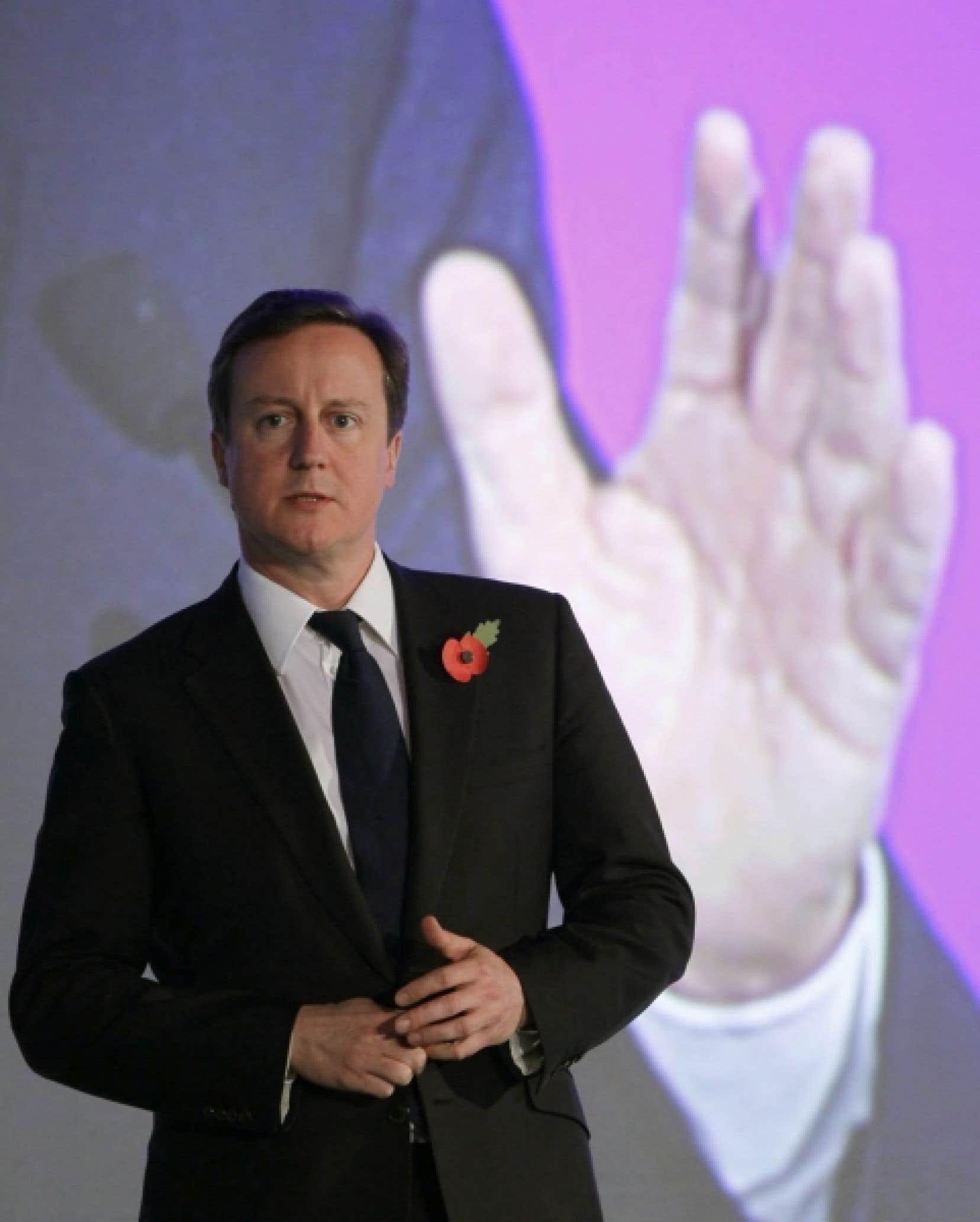 David Cameron<br />
