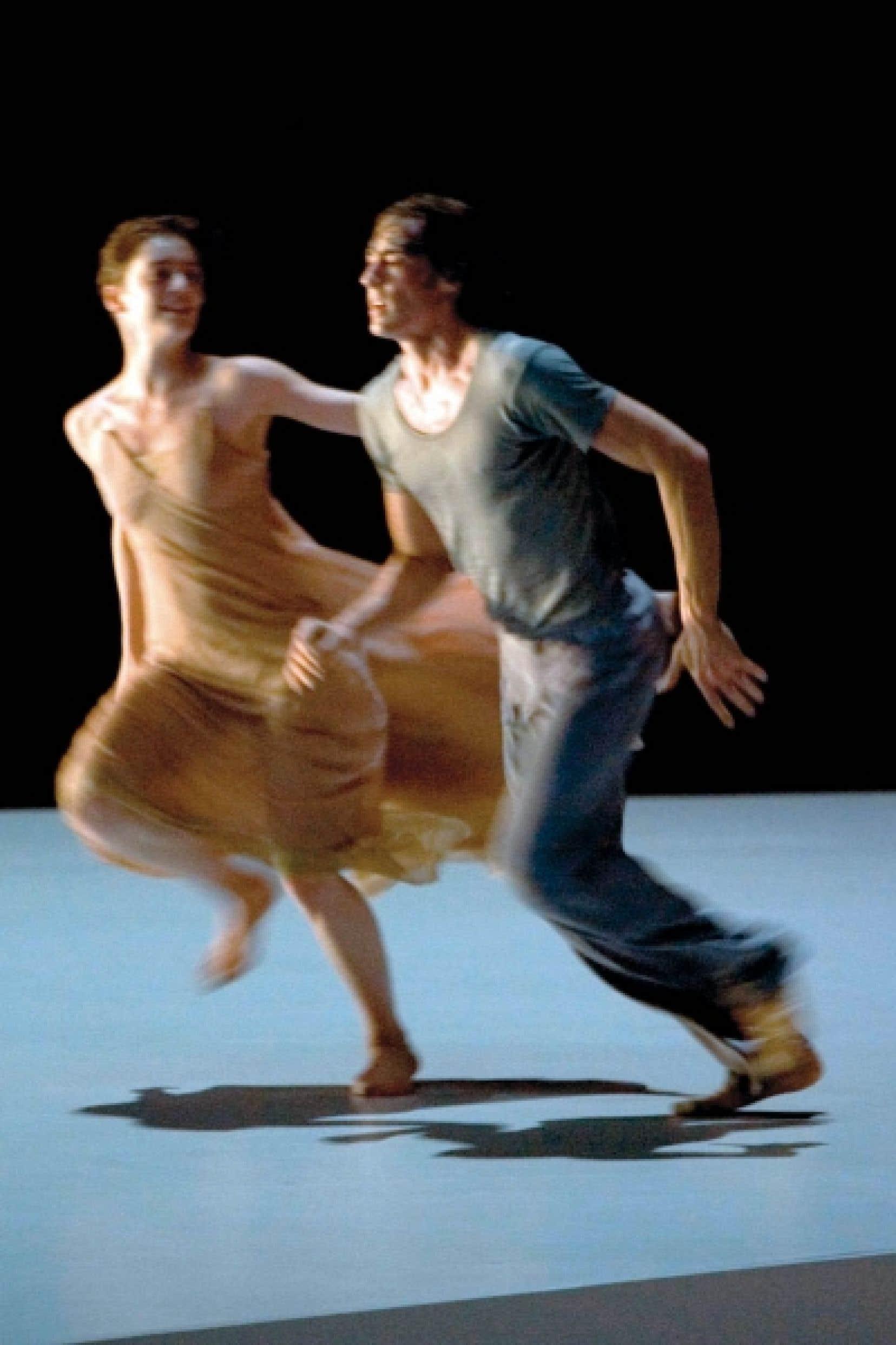Une scène de La Danse – Le ballet de l'Opéra de Paris<br />