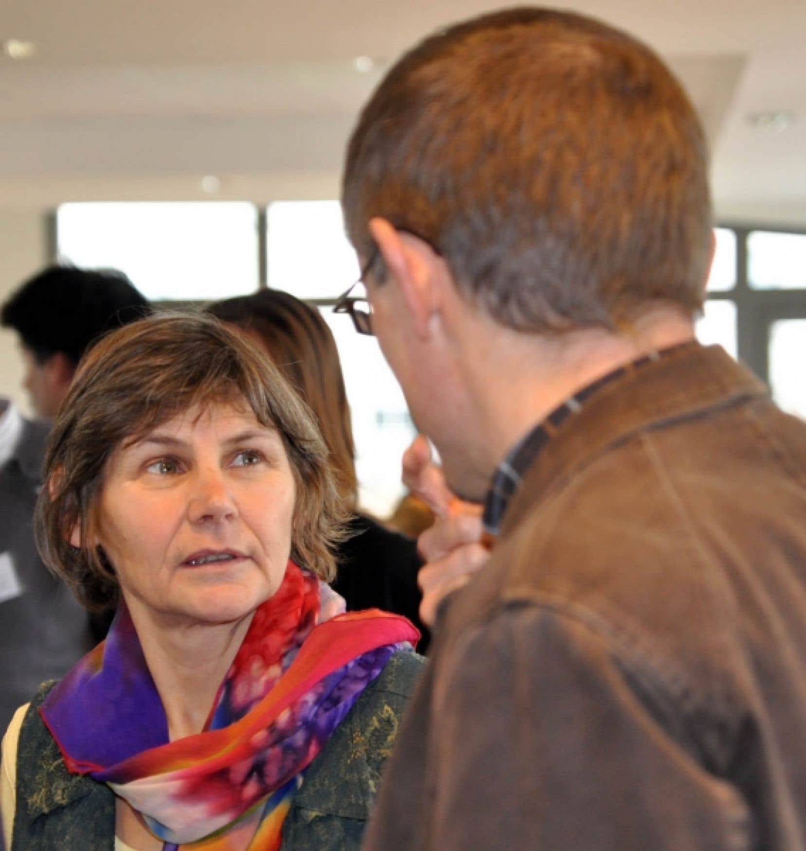 Geneviève Decrop, chercheuse associée au PACTE-IEP Grenoble<br />