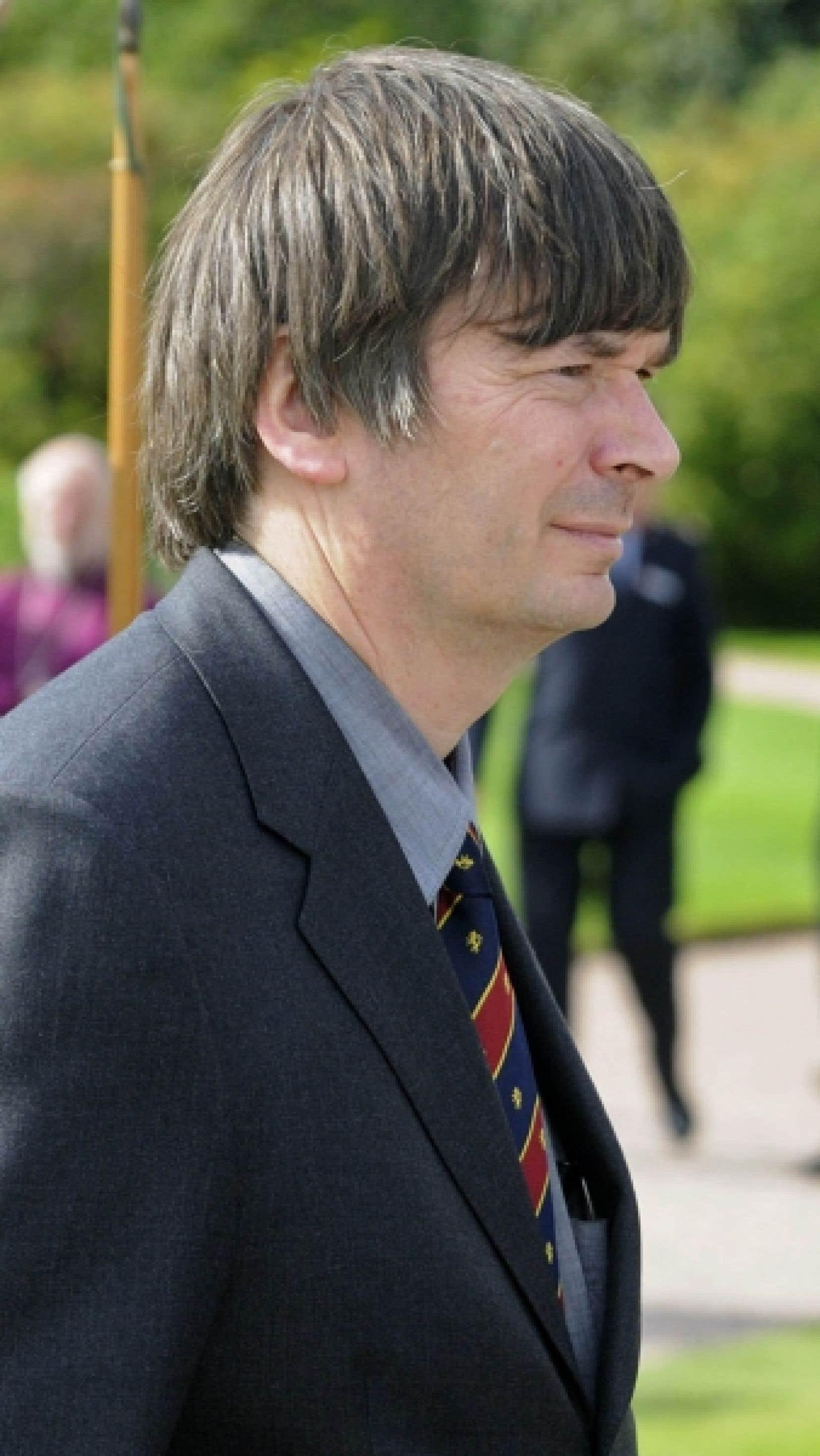 Ian Rankin<br />