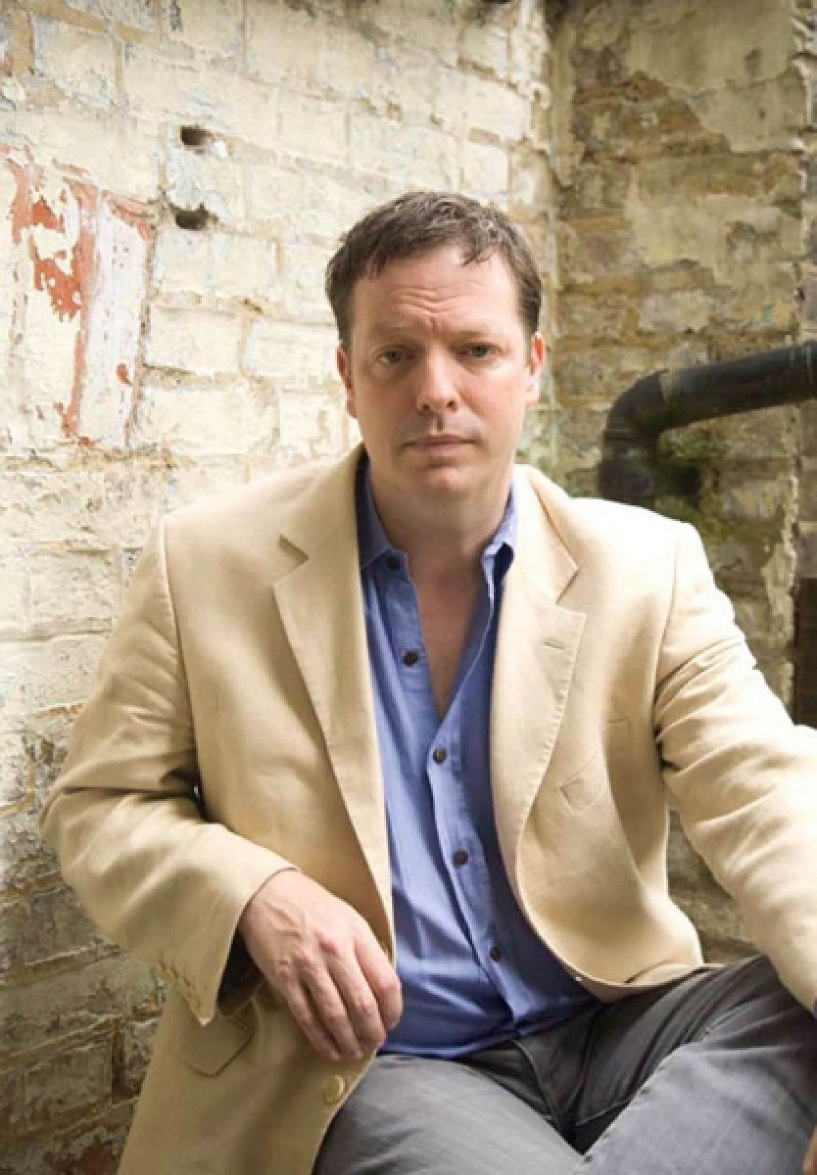 Doug Saunders, journaliste du Globe and Mail
