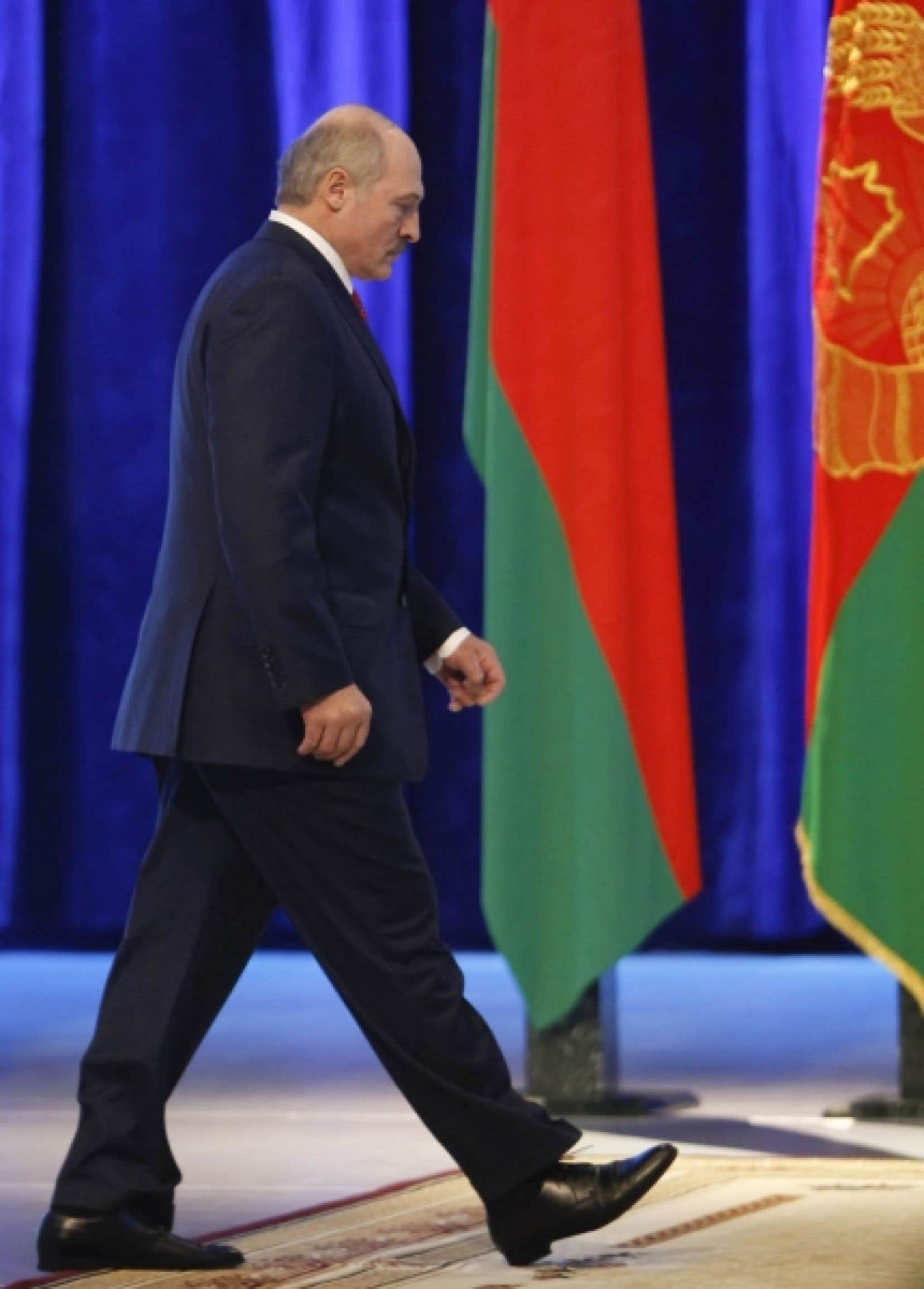 Alexandre Loukachenko<br />