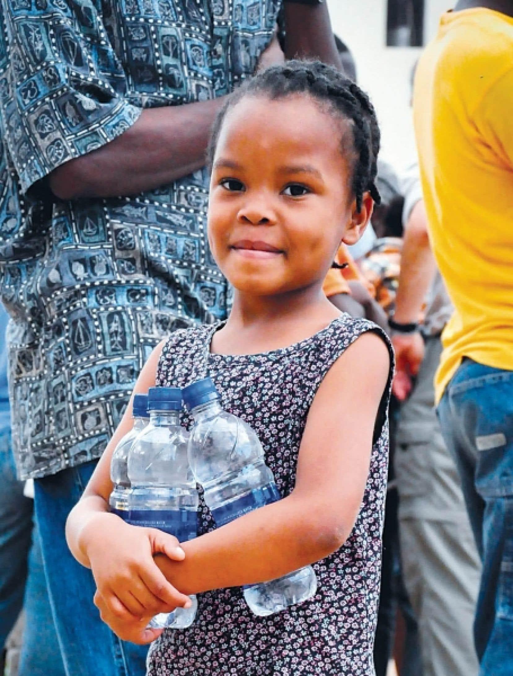 Vision mondiale internationale a amassé 194 millions pour venir en aide à Haïti<br />