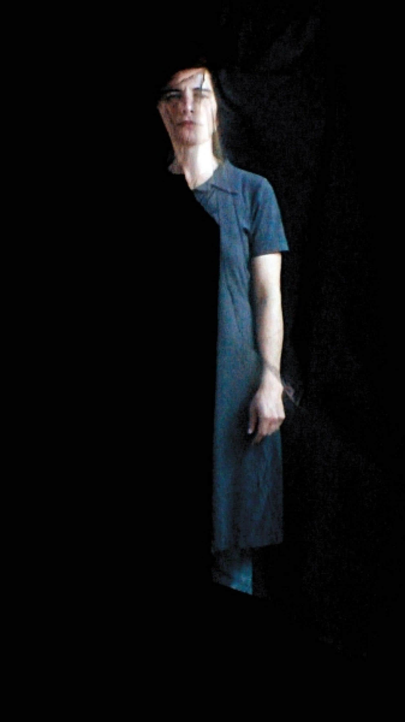 Fiona Tan, Projection, 2010, projection vidéo<br />