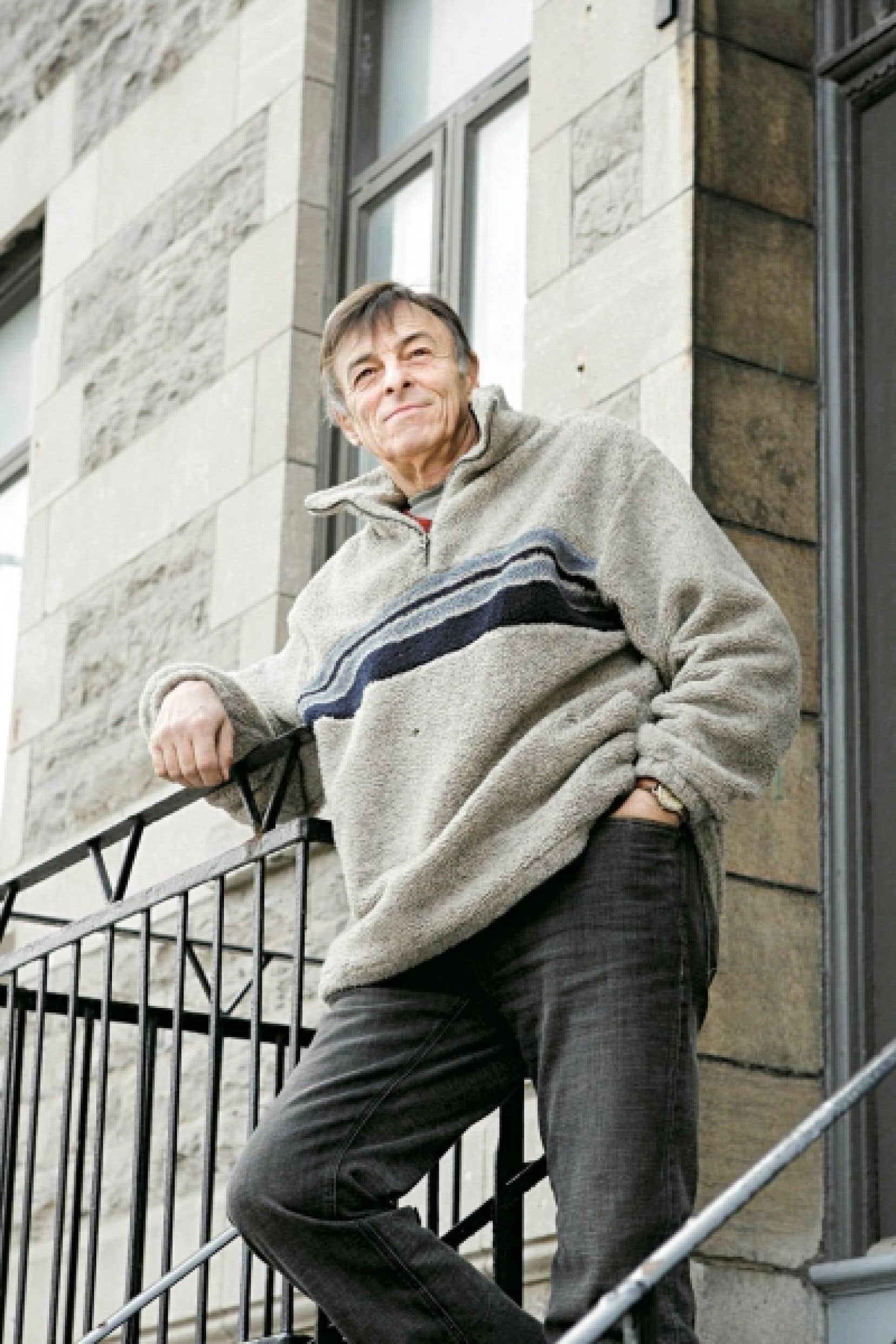 Robert Lalonde: dans Le Seul Instant, «je donne la parole à tous ces auteurs qui m'obsèdent depuis des années».