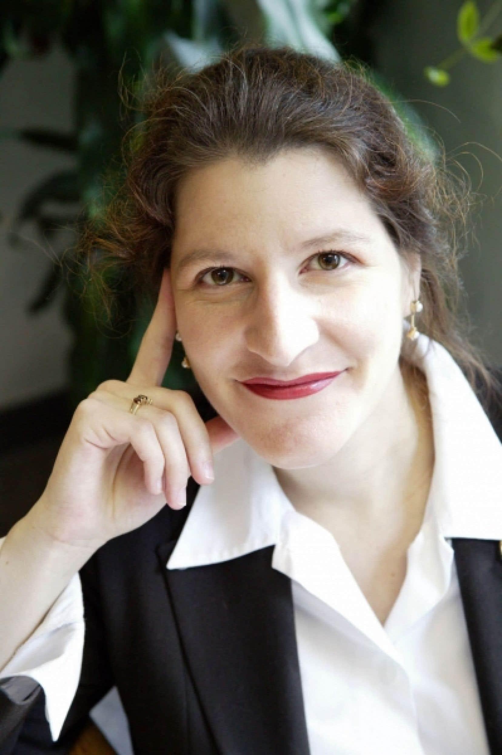 Corinne Gendron, titulaire de la Chaire de responsabilité sociale et de développement durable de l'UQAM