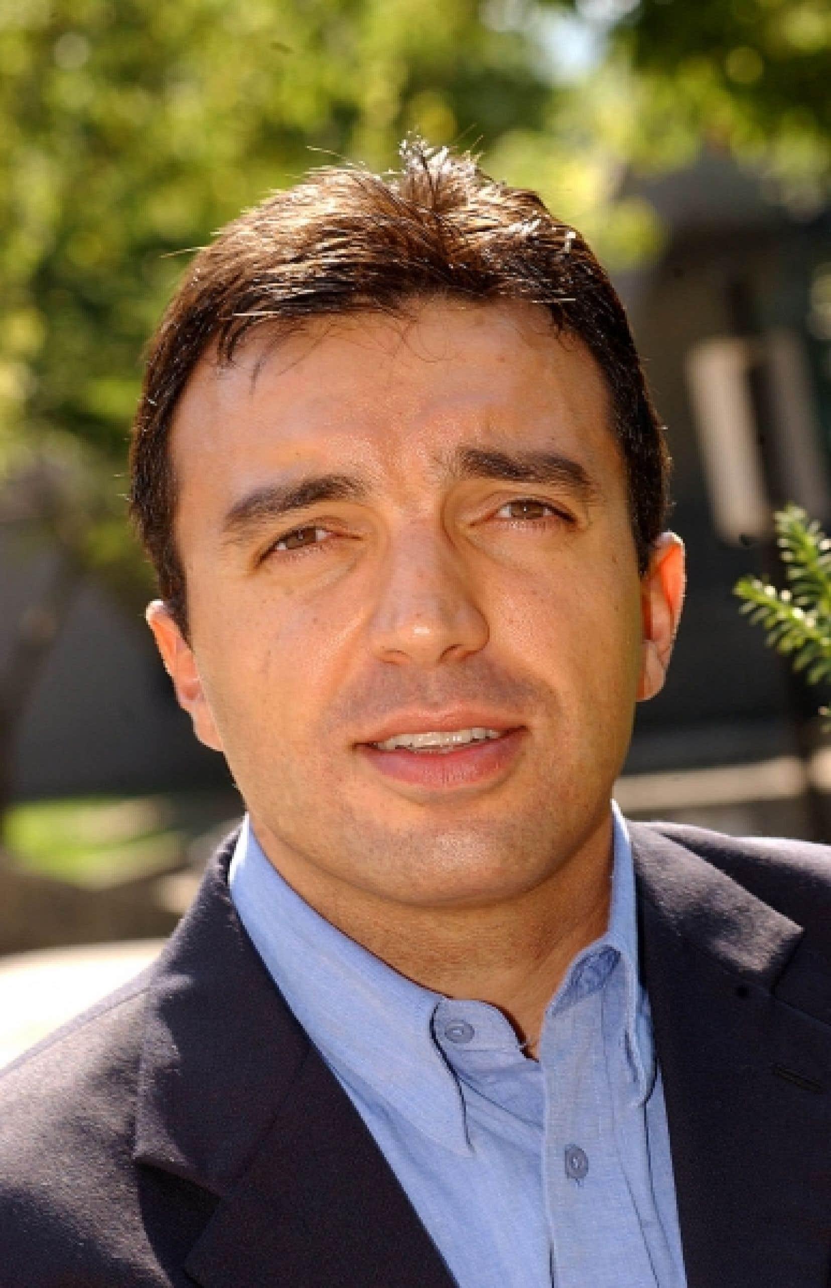 Thierry Karsenti, titulaire de la Chaire de recherche du Canada sur les TIC en &eacute;ducation<br />