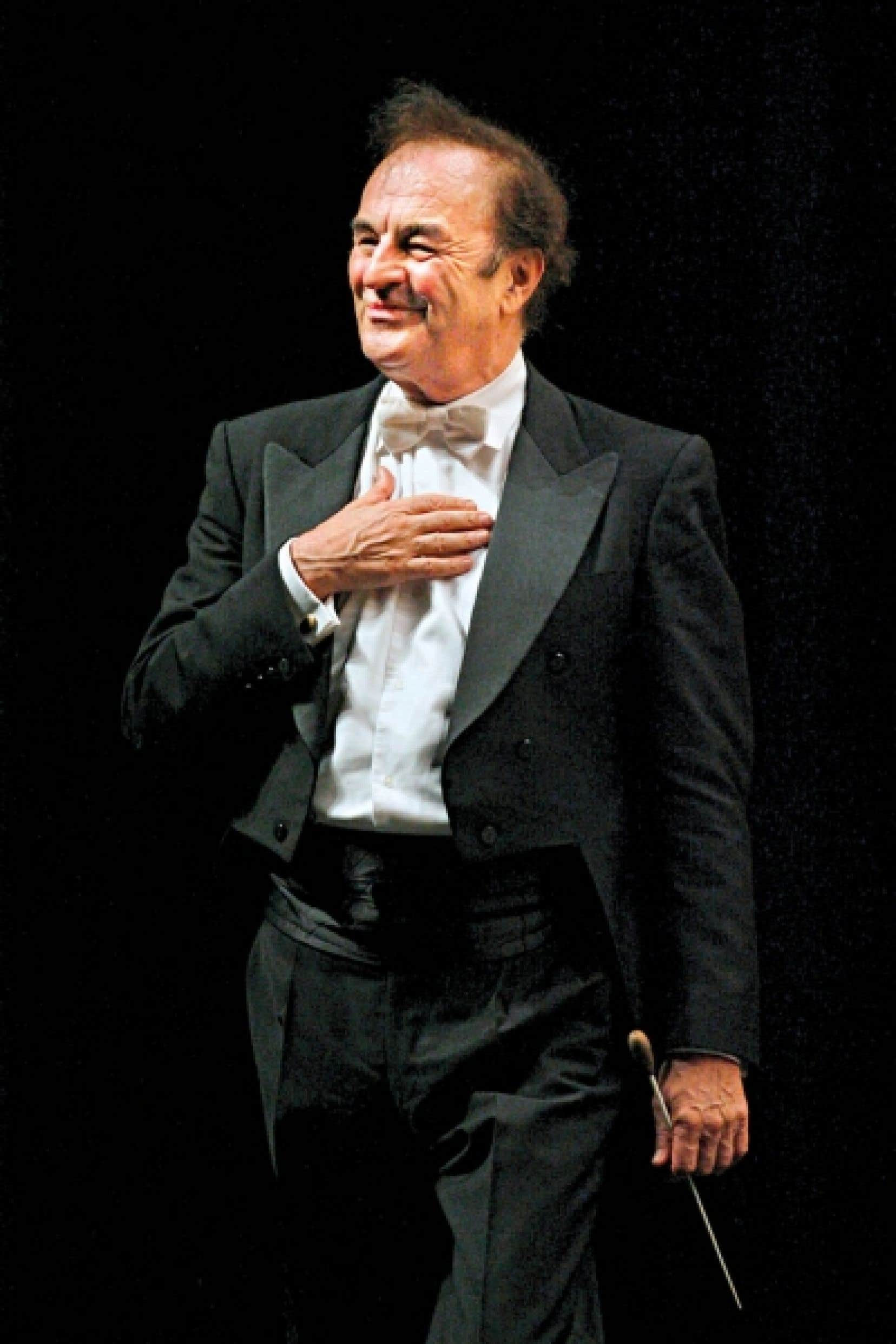 Charles Dutoit et l'Orchestre de Philadelphie sont les invités du Festival de Lanaudière les 22 et 23 juillet.