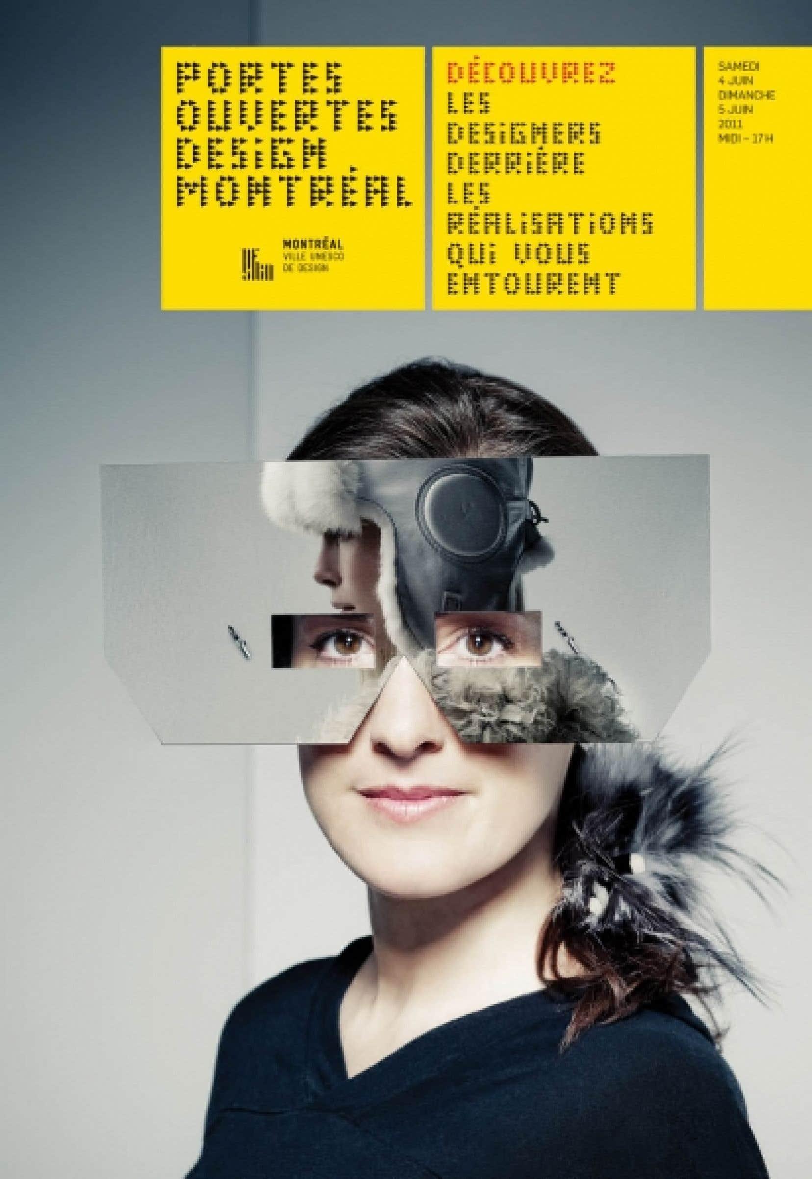 Mariouche Gagné, d'Harricana, ouvrira les portes de son atelier de recyclage de fourrure dans le cadre de l'événement Portes ouvertes Design Montréal.<br />