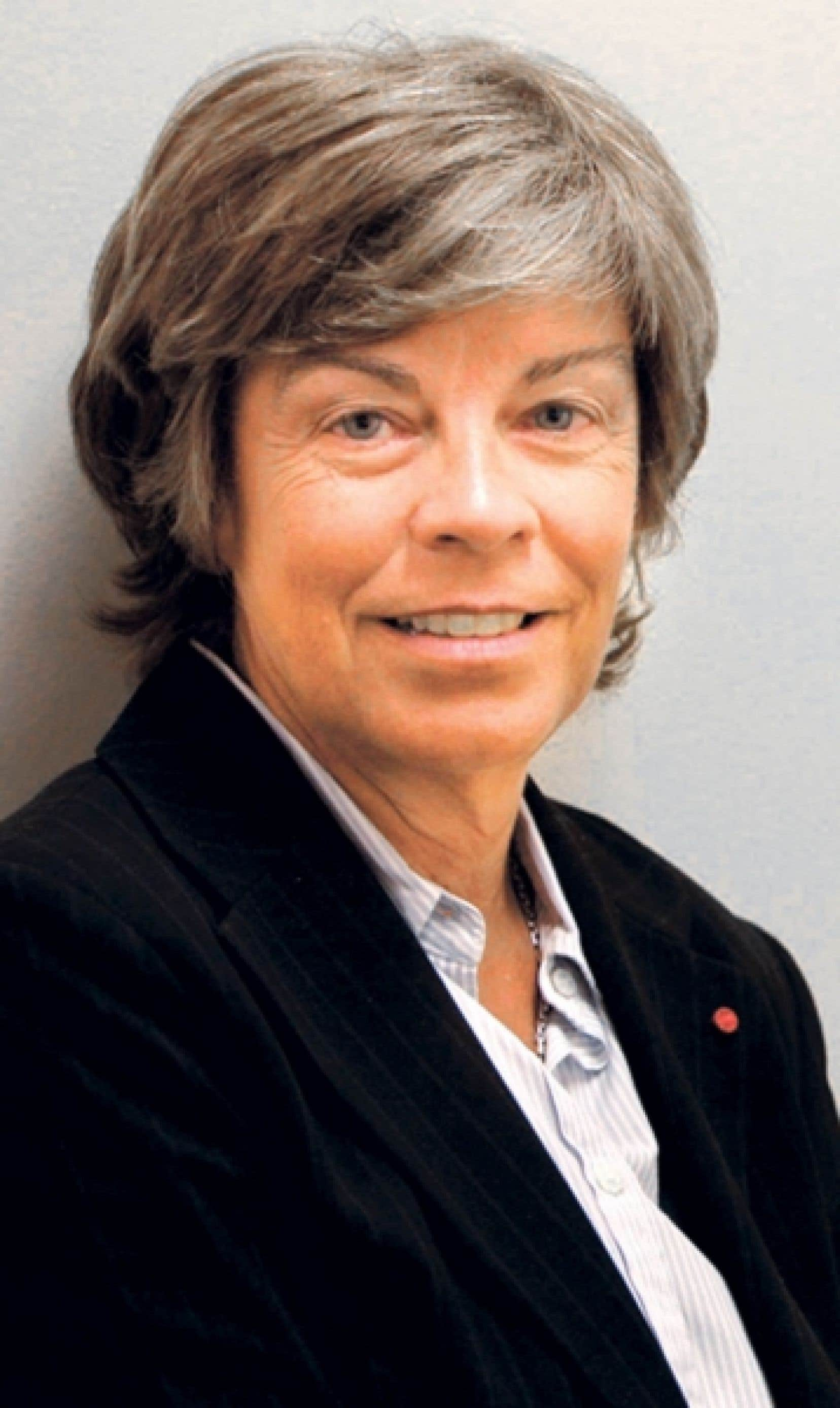 Louise Beaudoin<br />