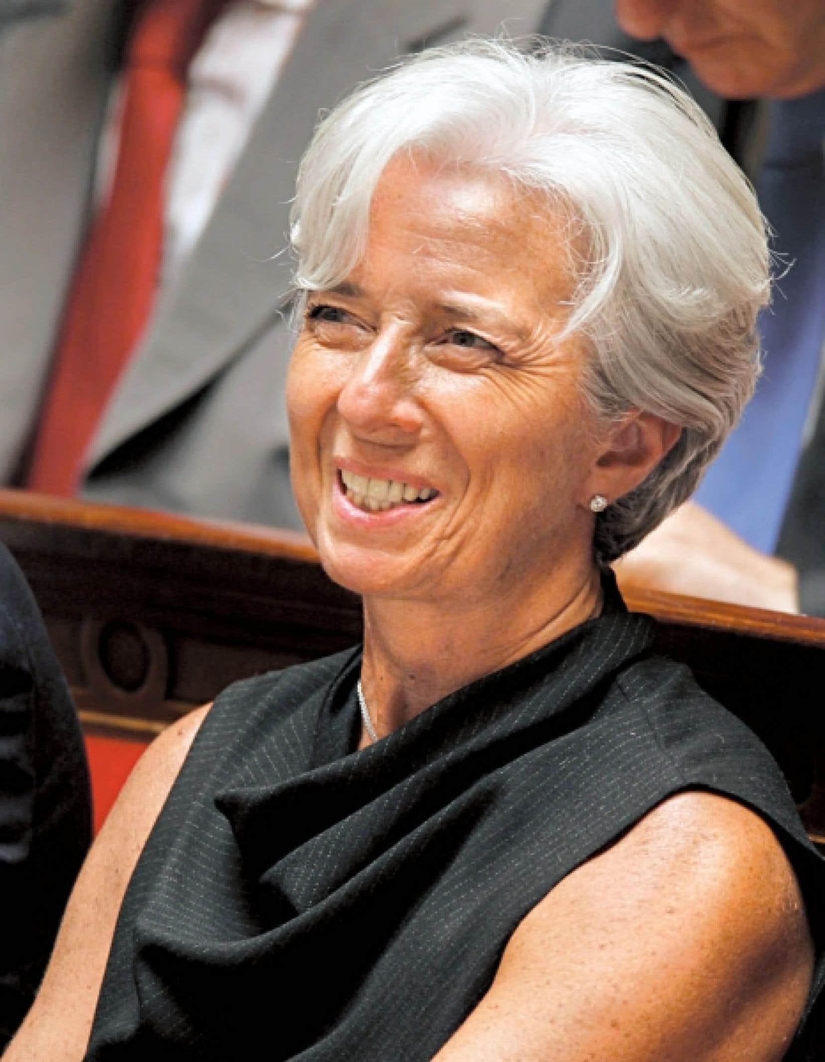 Christine Lagarde<br />