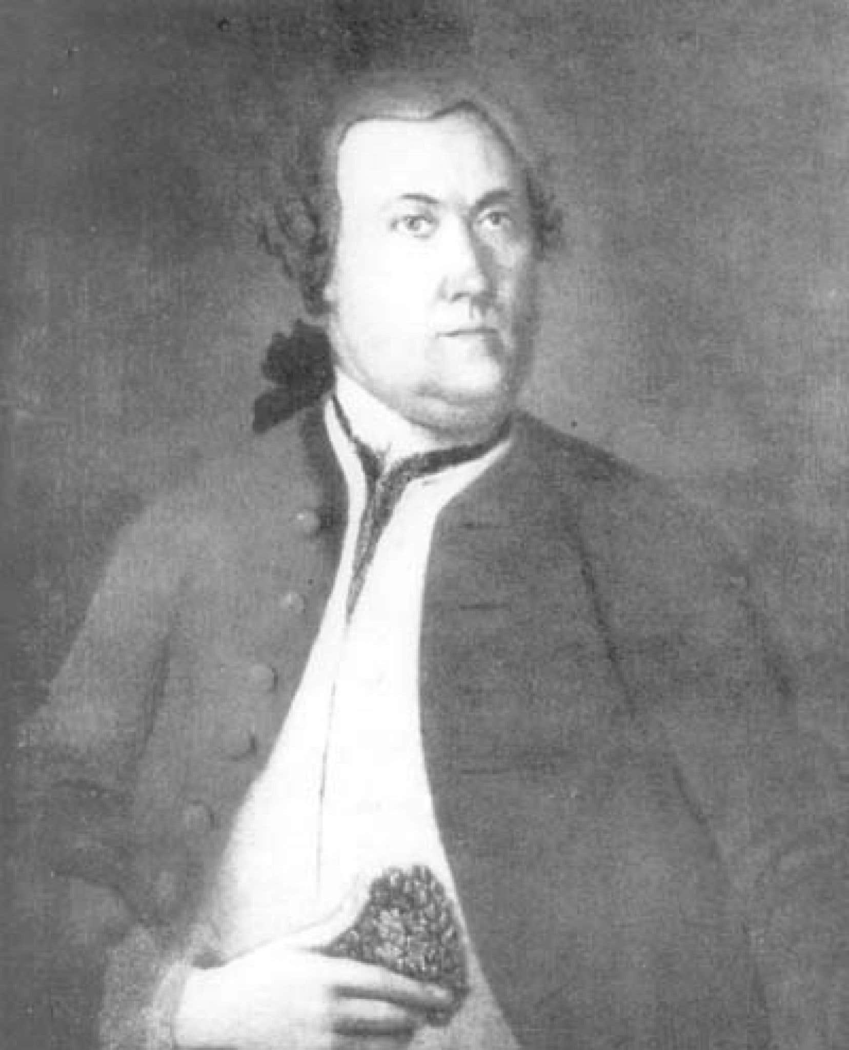 Portrait de Pehr Kalm