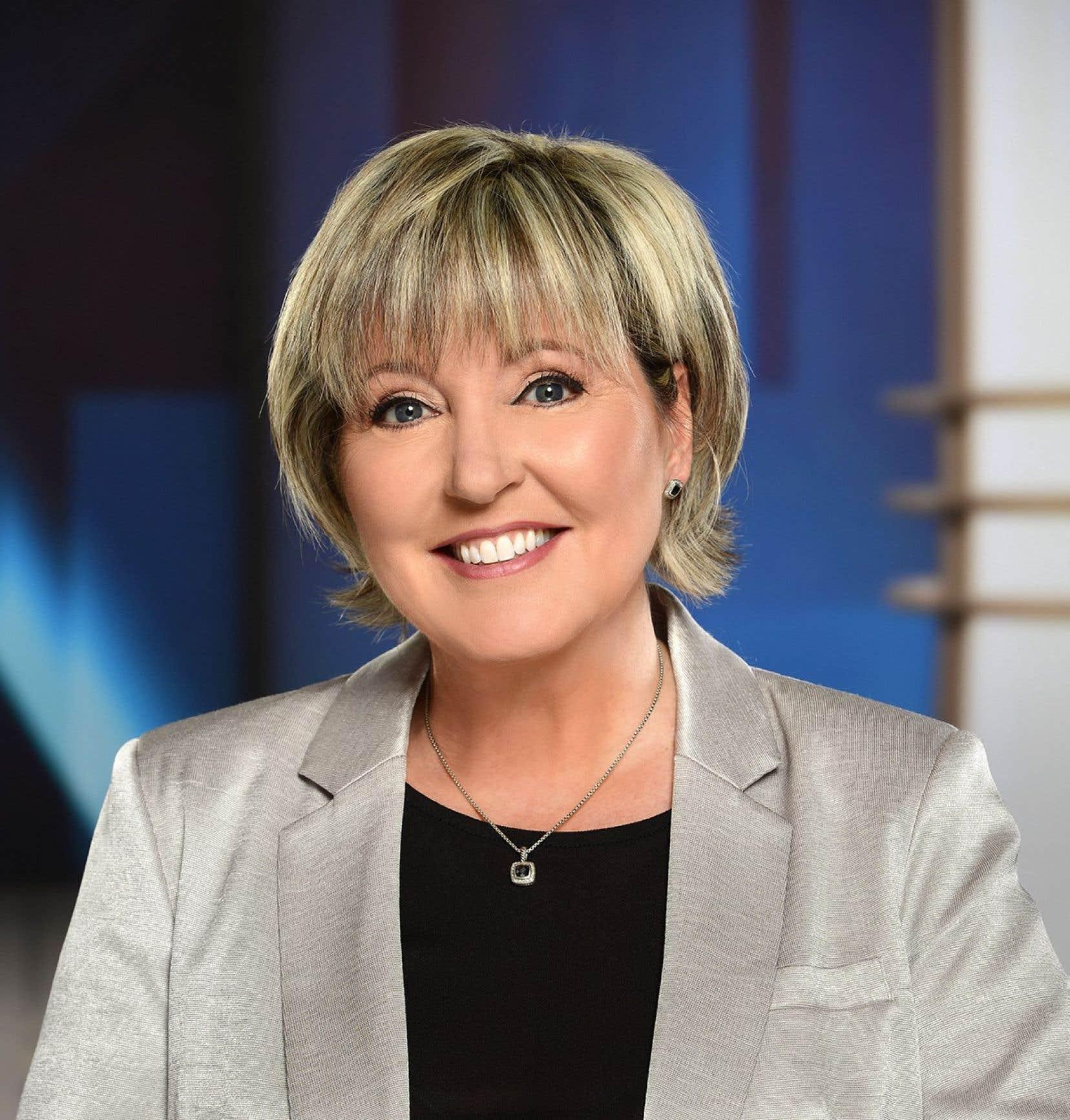 La journaliste était à la barre du Téléjournal du week-end depuis douze ans.