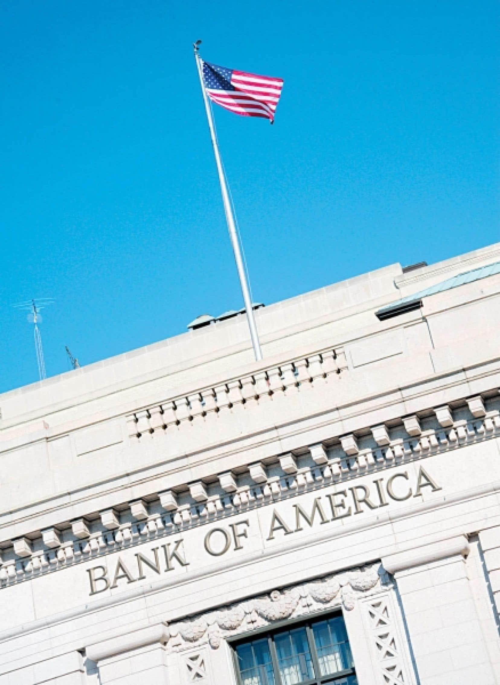 Bank of America croit que son plan d'économies lui permettra d'économiser 5 milliards de dollars par année à partir de 2014.<br />
