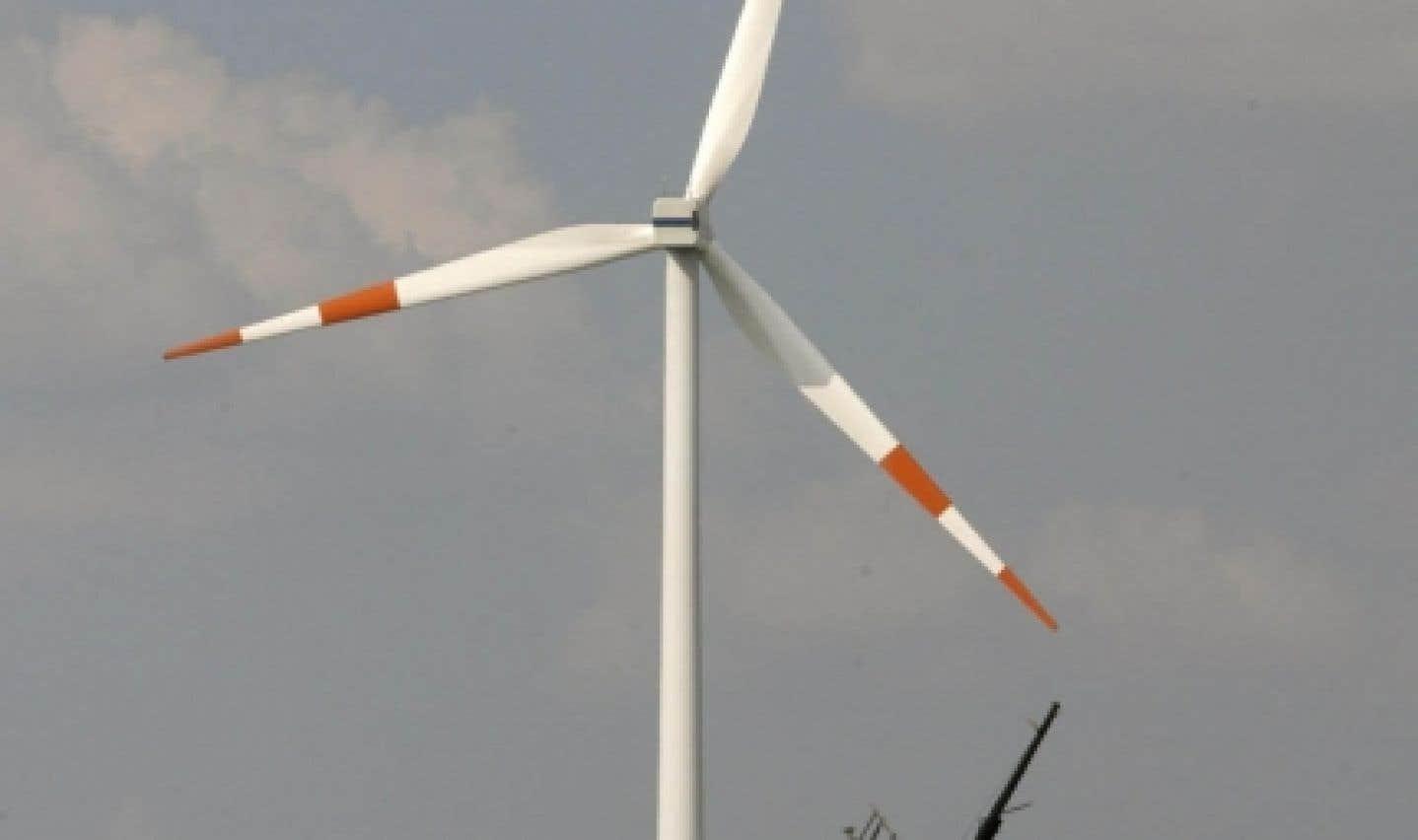 Un nombre grandissant de citoyens de pays européens, comme ici en Allemagne, s'approprient l'énergie éolienne pour leurs propres besoins.