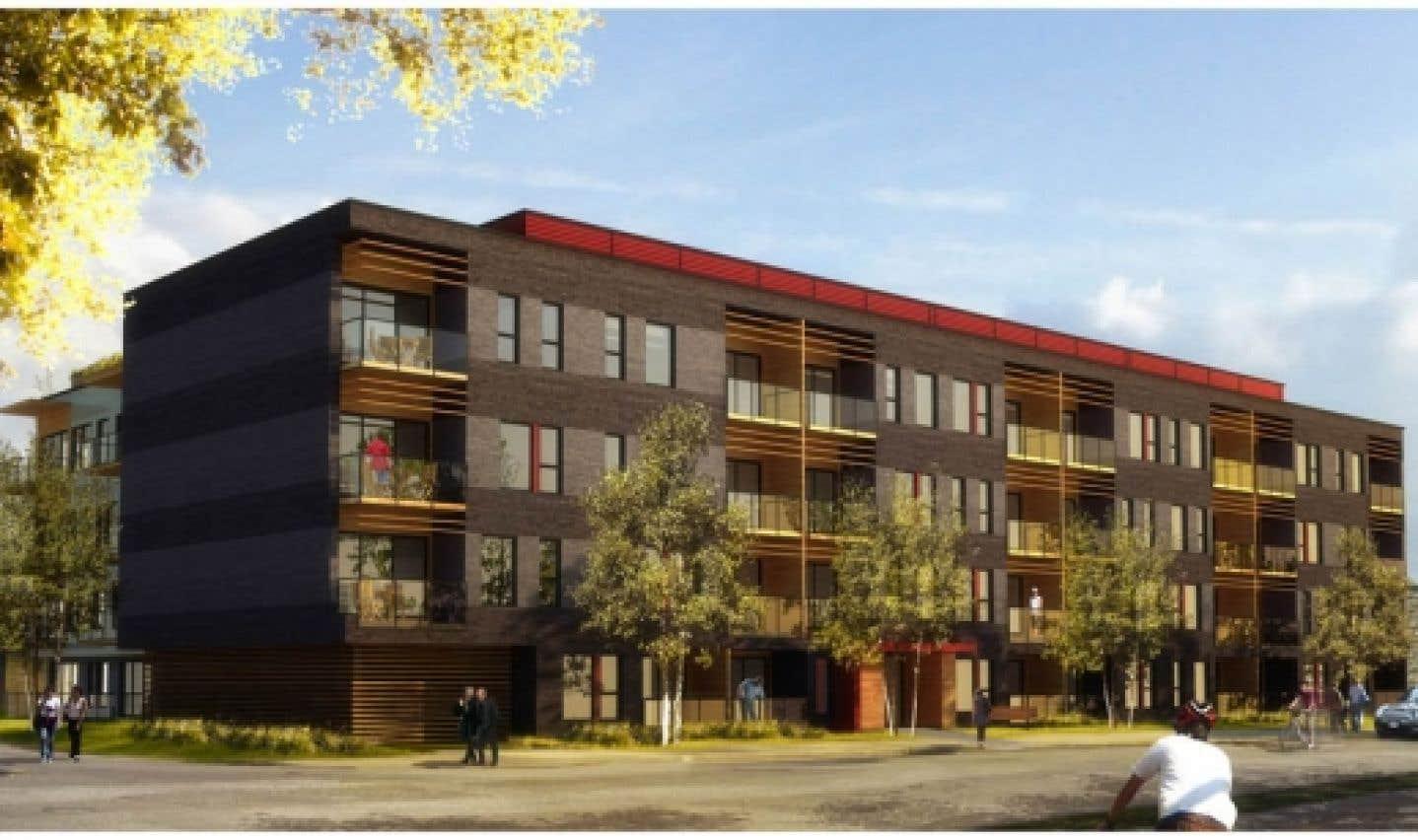 Le prix des unités varie de 164 000 $ à 325 000 $. Dans ce complexe, on retrouvera différents types de logement.