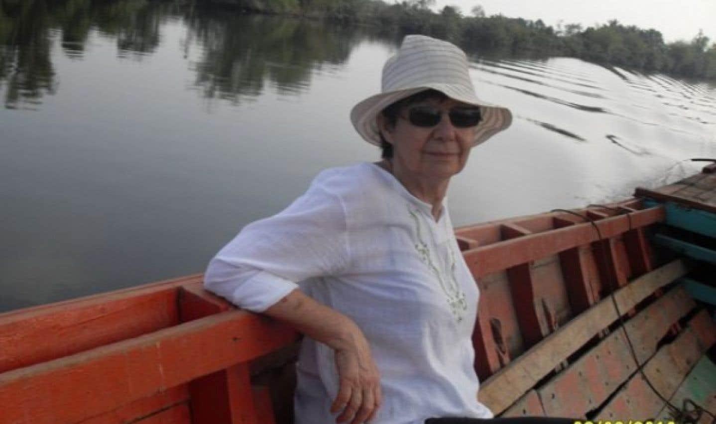 Jacqueline Kergueno a été responsable internationale du développement jeunesse pour Bayard Presse.