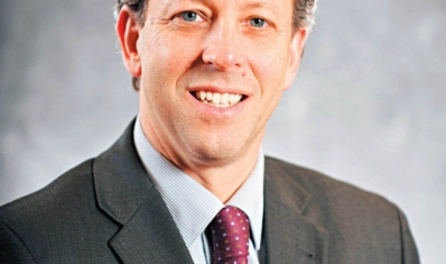 Bruno Déry, président et chef de la direction du CAS