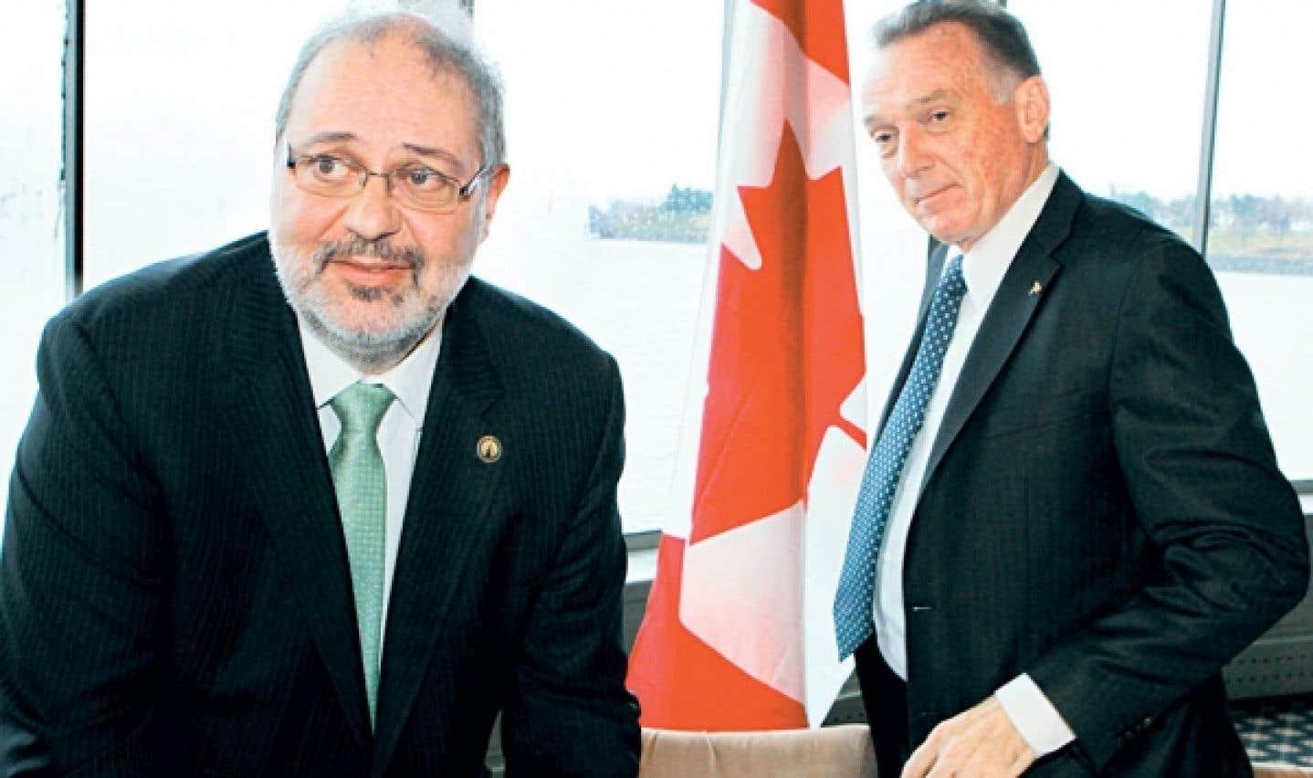 Ottawa entend négocier l'après-Kyoto