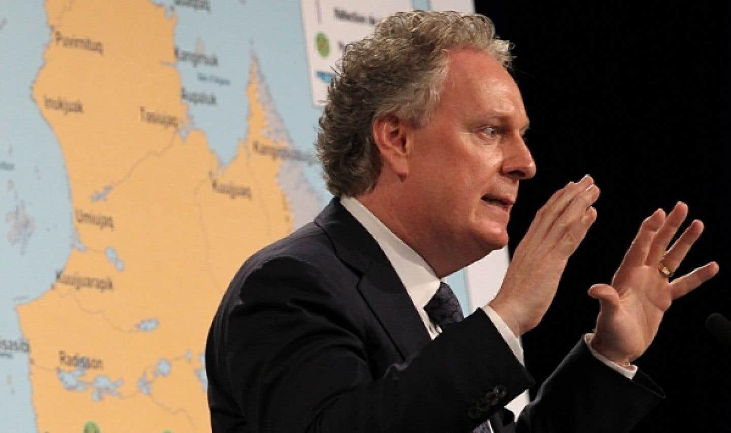 Le projet de l'année 2011 - Le Plan Nord