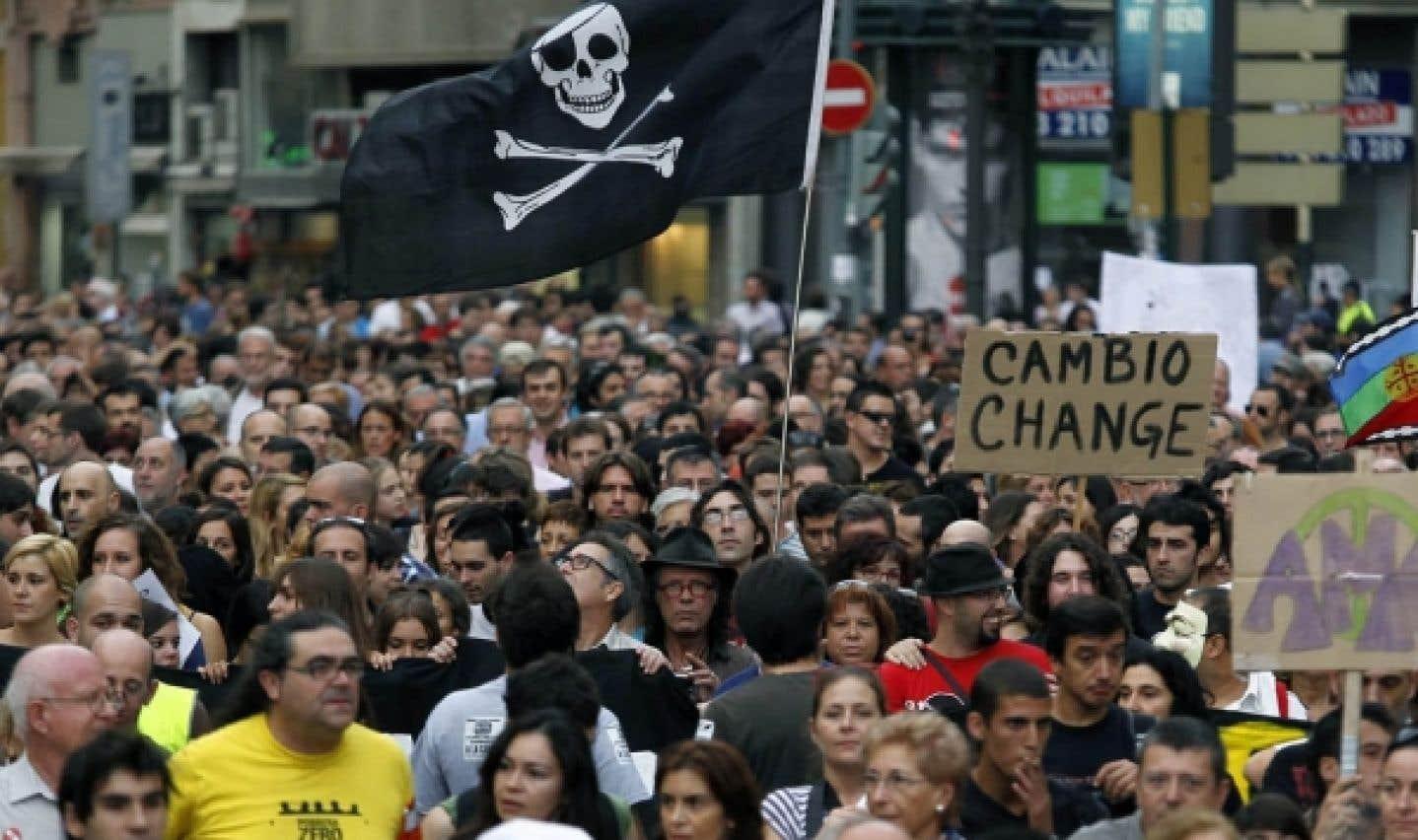 La colère populaire menace la croissance mondiale