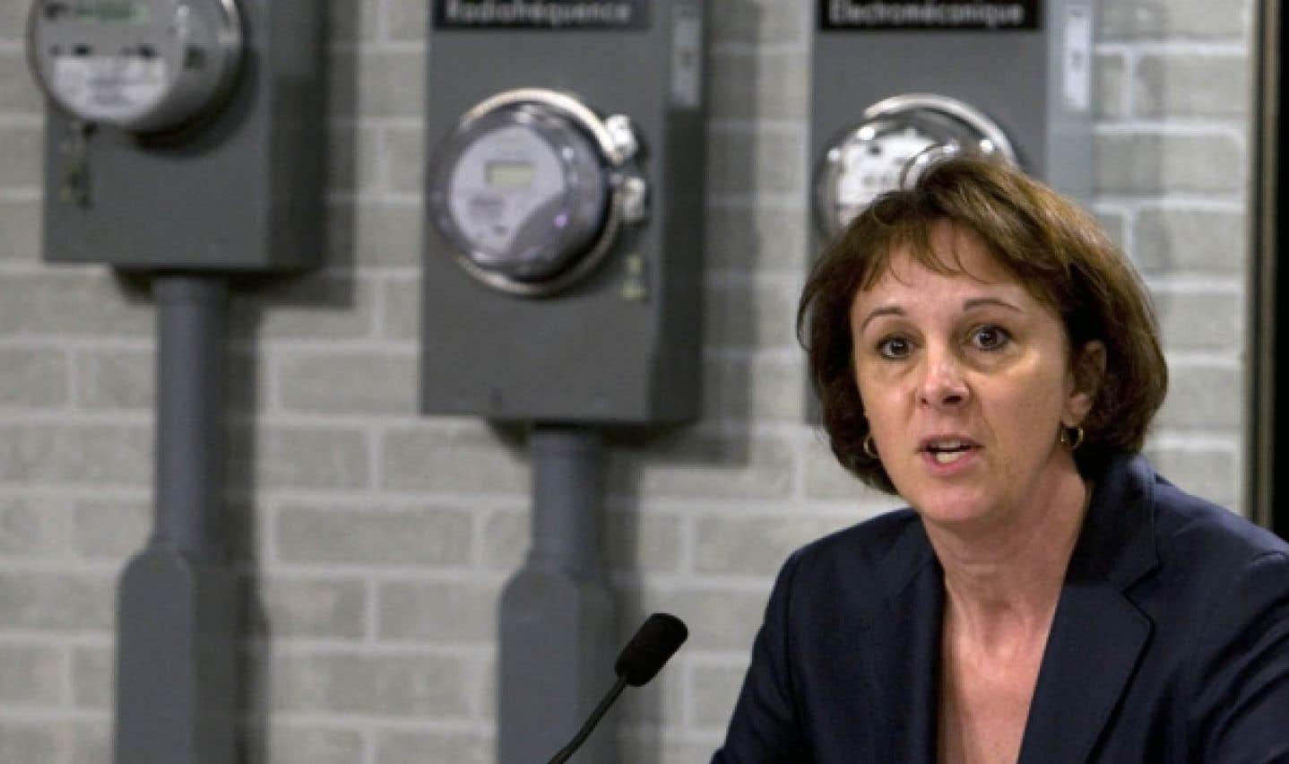 Compteurs intelligents - Hydro-Québec se fait rassurante