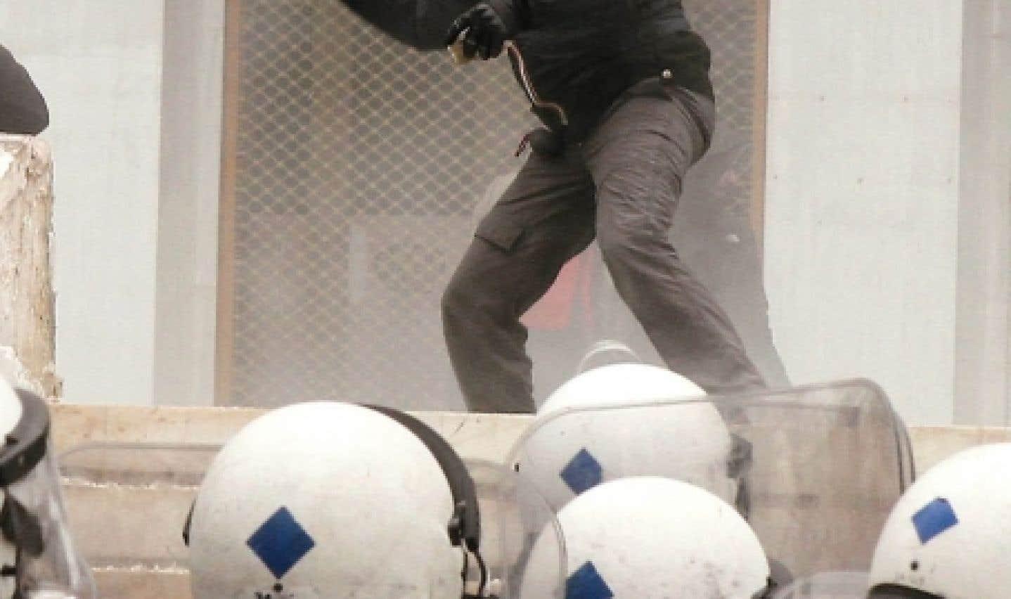 Rigueur divisive - La Grèce au bord du chaos