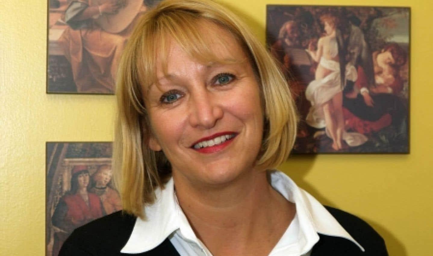 Francine Duquet, professeure au Département de sexologie de l'UQAM.