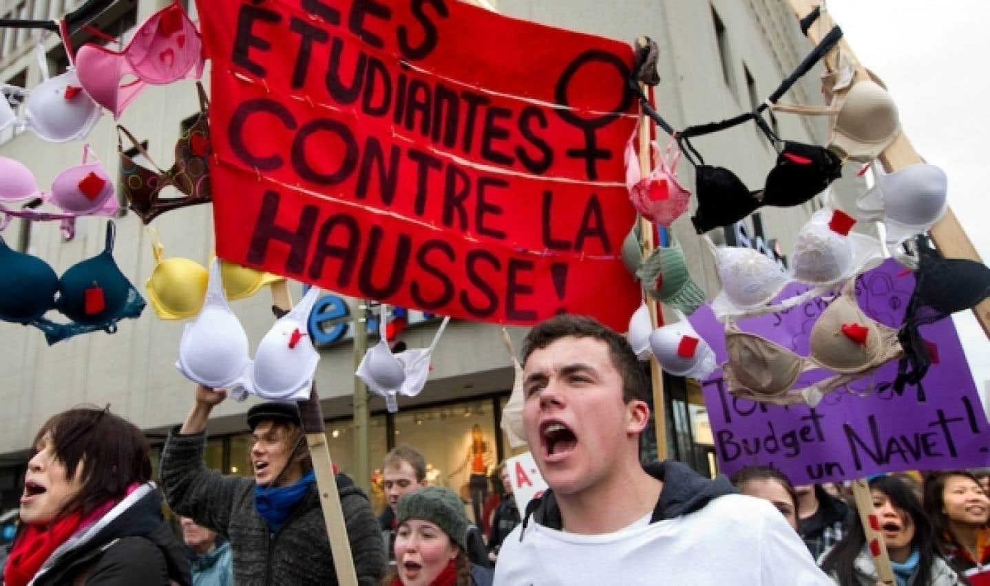 Manifestations étudiantes: pas de répit aujourd'hui malgré les affrontements