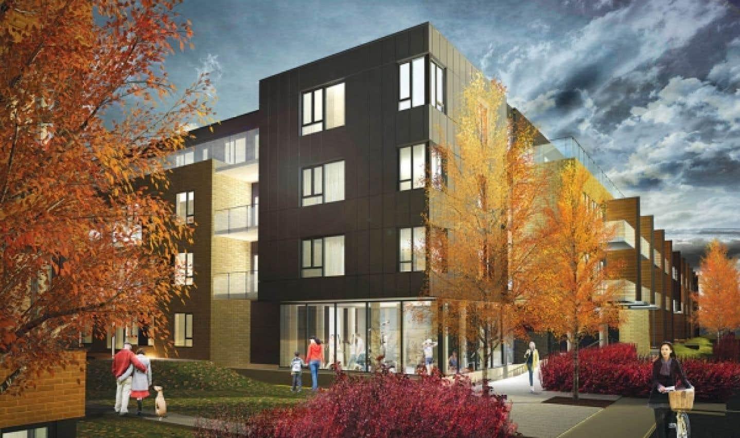 Espace MV3 - Des habitations spacieuses et abordables à Dorval