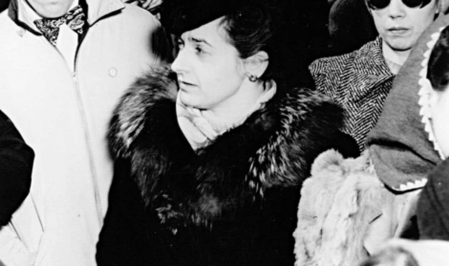 C'est à titre de syndicaliste que Madeleine Parent se retrouve au cœur des grèves qui secouent alors l'industrie du textile.
