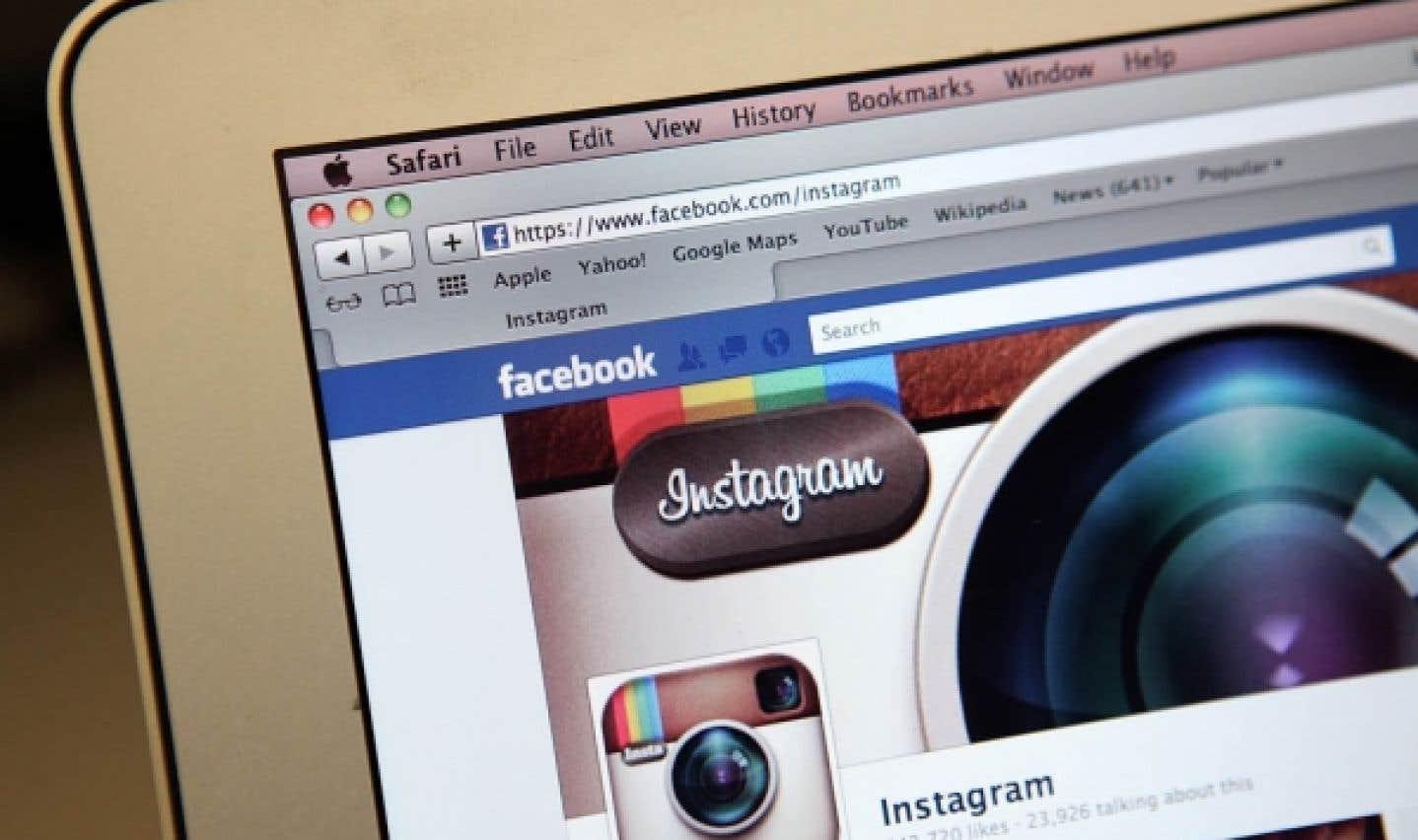 Facebook se paie Instagram