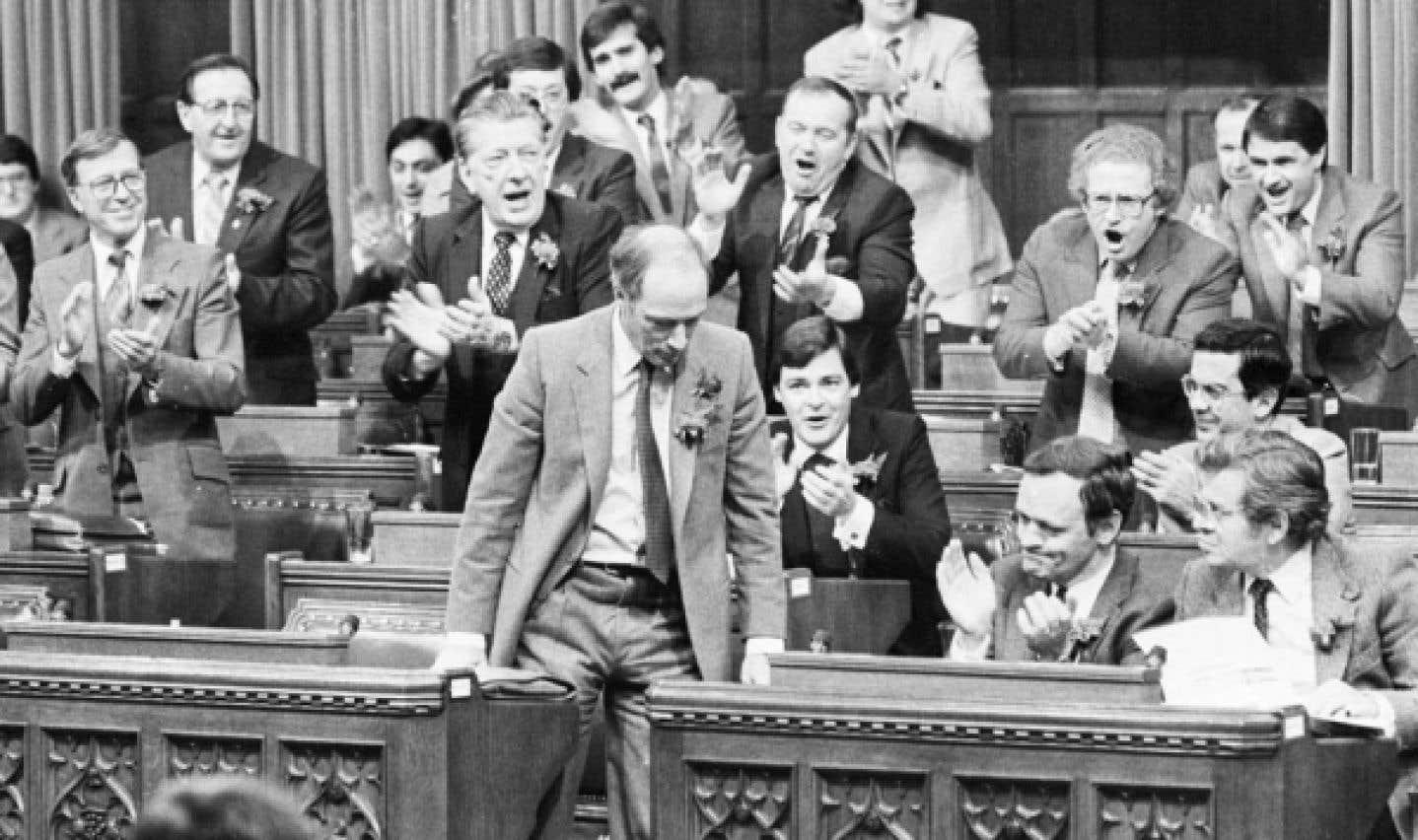 Colloque Après le rapatriement: l'état des lieux - 1982, une année victorieuse pour le Québec