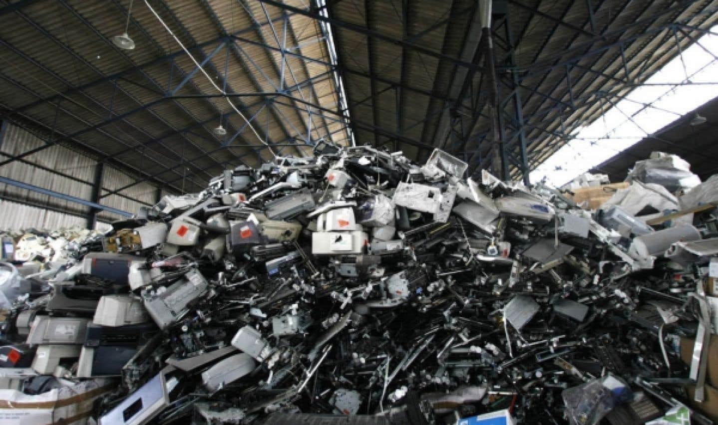 La récupération des vieux ordinateurs se fera à compter du14 juillet prochain.