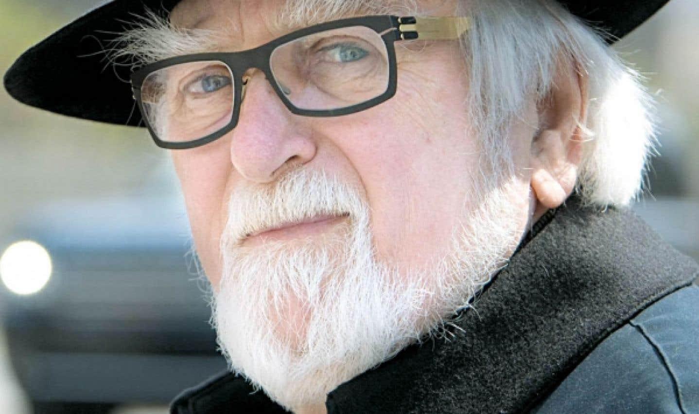 Jacques Languirand, porte-parole québécois du Jour de la Terre