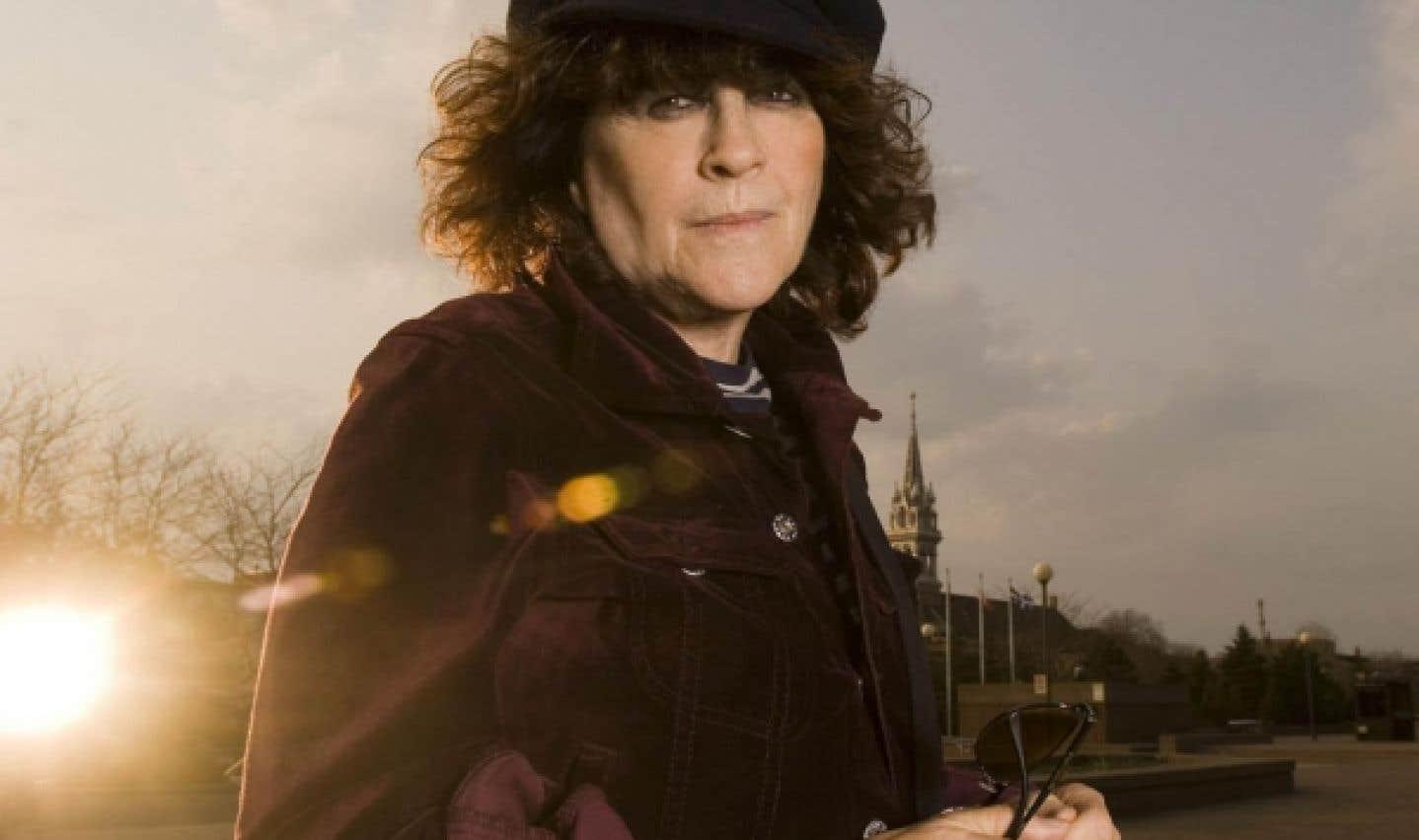 Marie-Claire Blais publie un nouveau roman, Le jeune homme sans avenir.