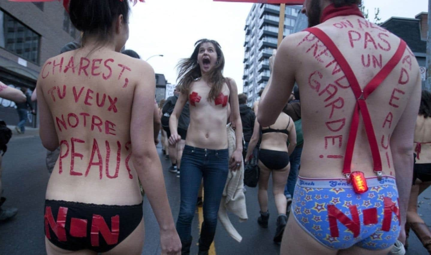 Rencontre pour une sortie  de crise  à Québec